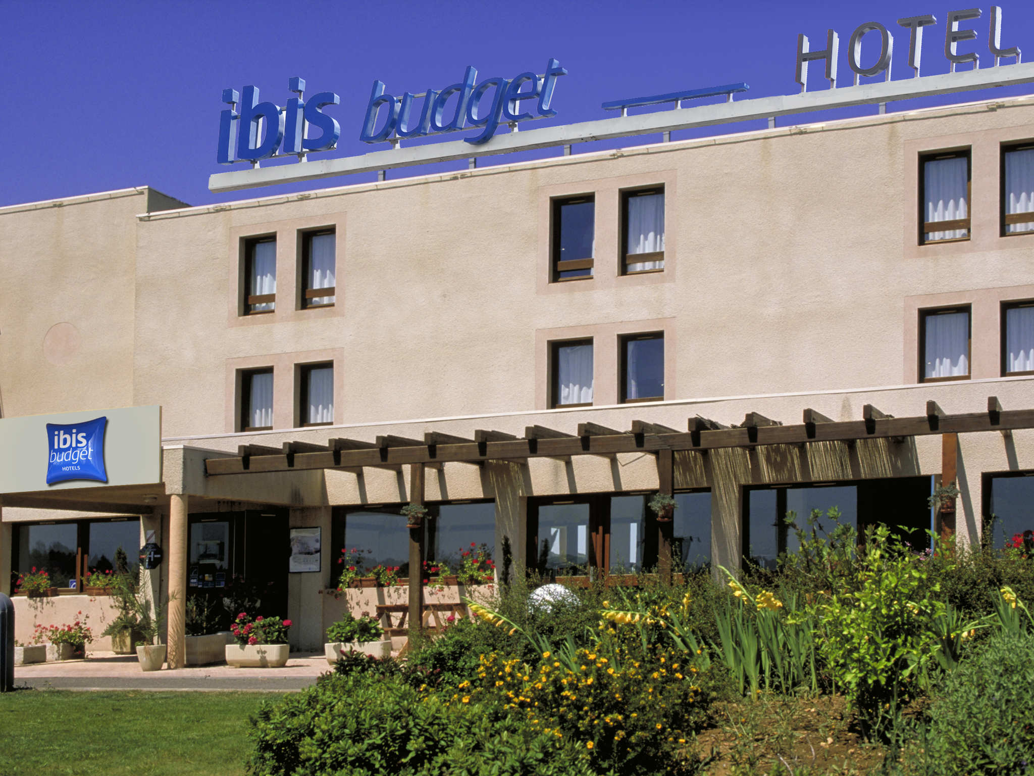 Отель — ibis budget Нарбонна Юг