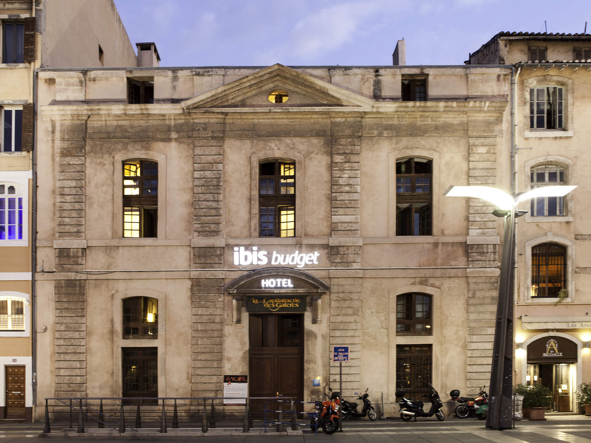 Hotel – ibis budget Marselha Vieux Port