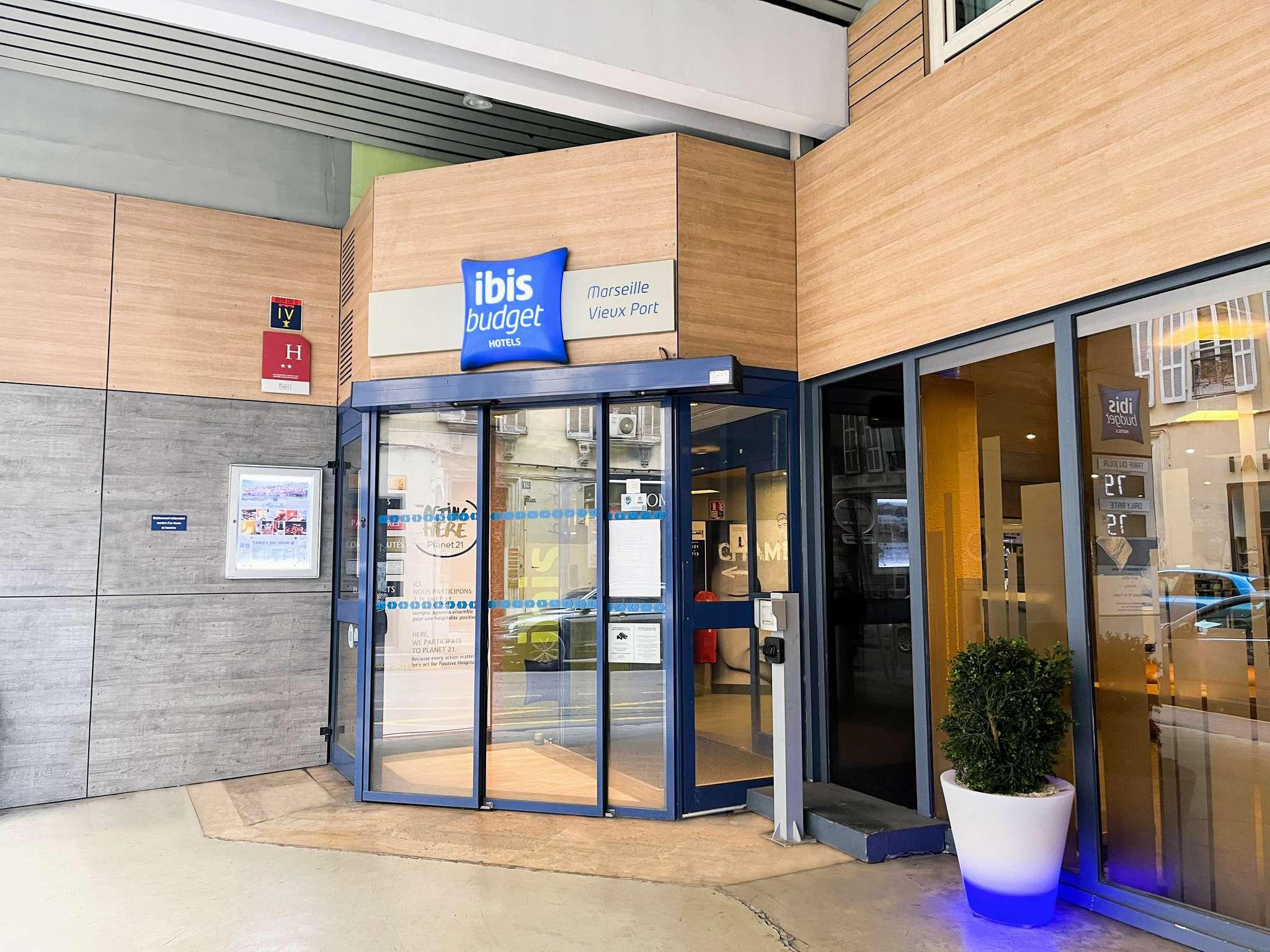 Hotel In MARSEILLE Ibis Budget Marseille Vieux Port - Hotel marseille vieux port pas cher