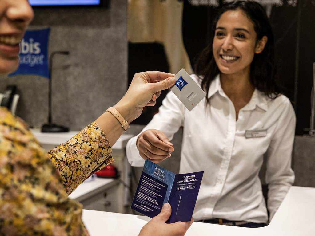 goedkoop hotel bordeaux ibis budget bordeaux centre m riadeck. Black Bedroom Furniture Sets. Home Design Ideas