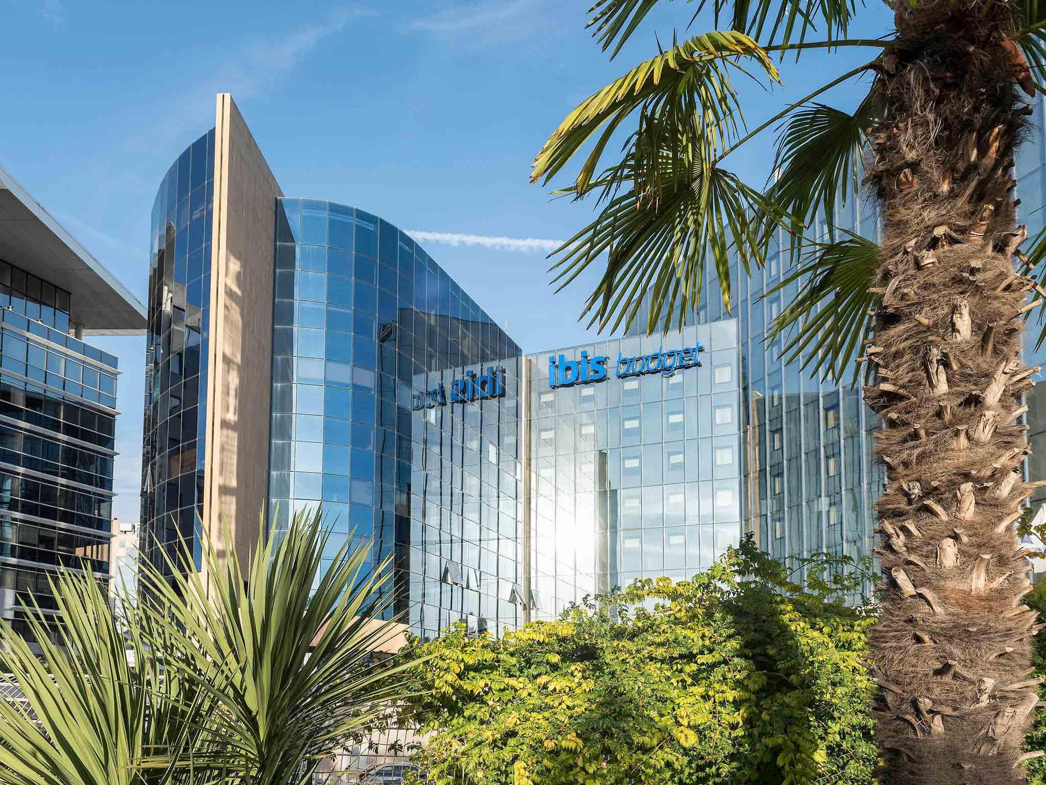 โรงแรม – ibis budget Nice Aéroport Promenade des Anglais