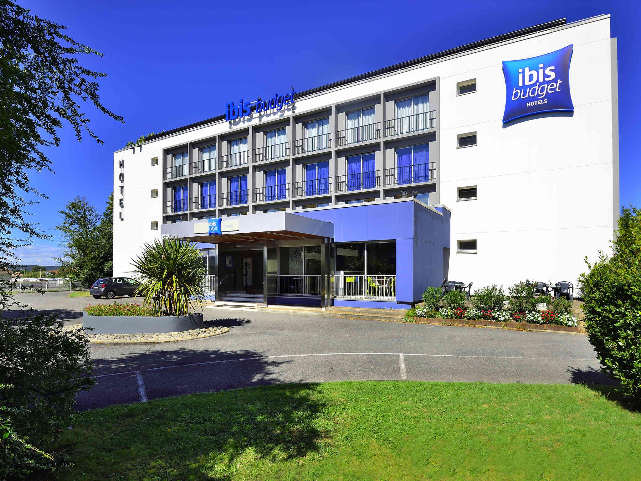 Hôtel - ibis budget Pau Lescar