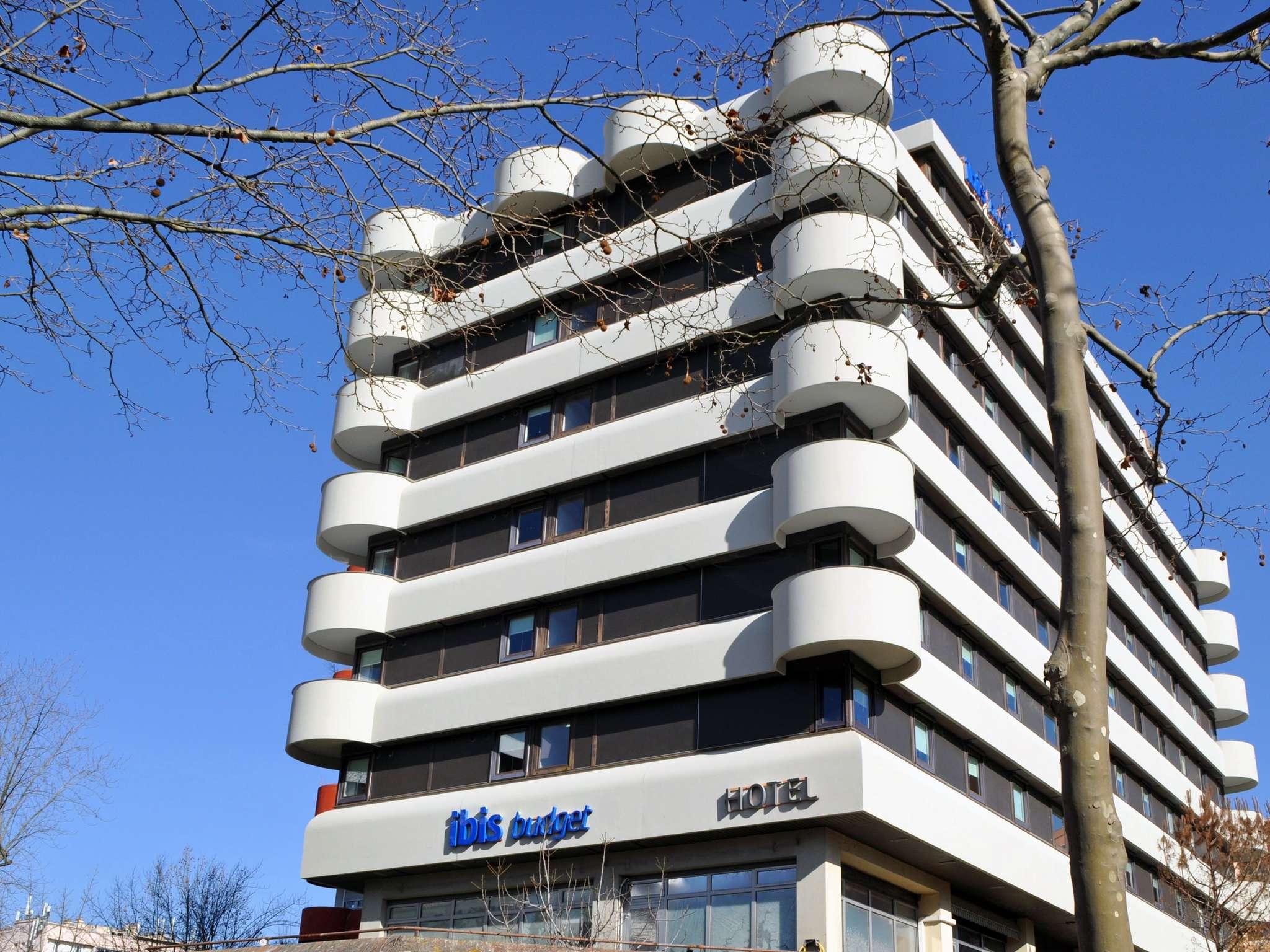 Отель — ibis budget Тулуза Центр
