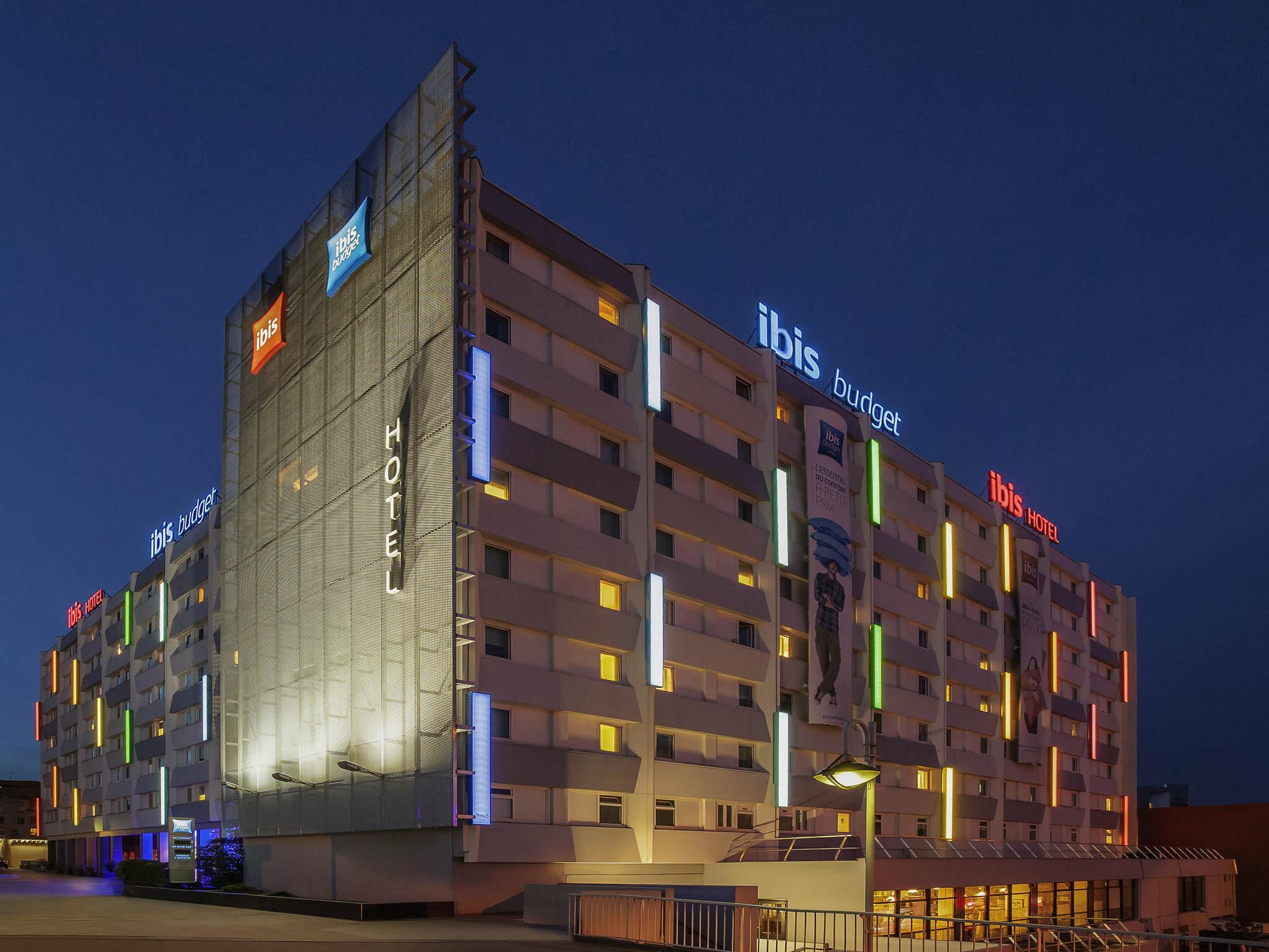 Hotel in bagnolet ibis budget paris porte de bagnolet - Ibis budget paris porte de bagnolet ...