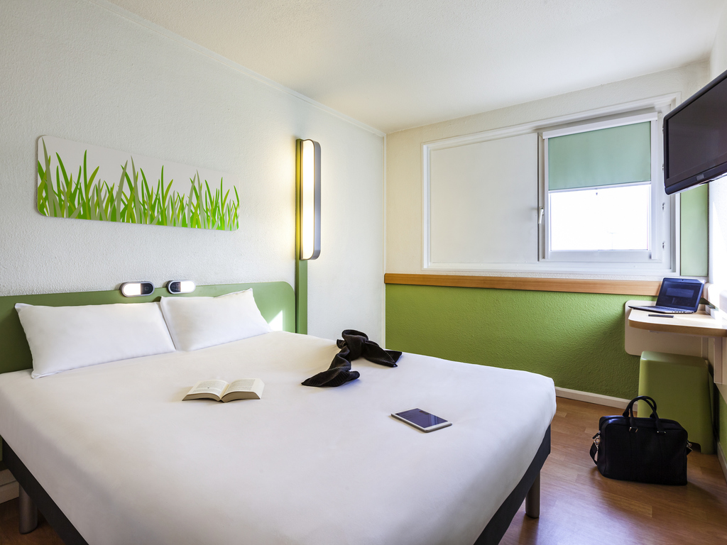 Hotel pas cher bagnolet ibis budget paris porte de bagnolet - Hotel ibis porte de bagnolet ...