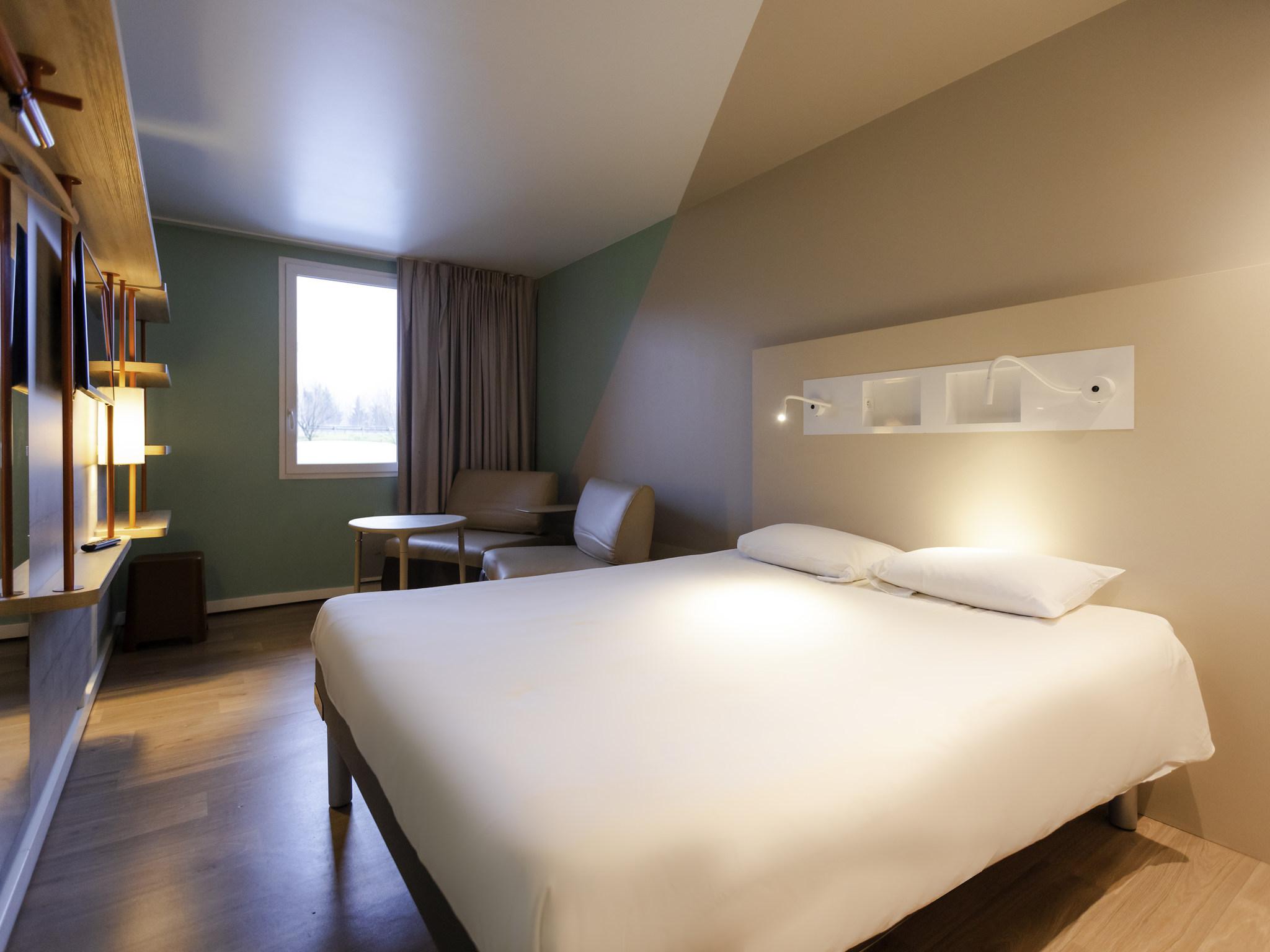 โรงแรม – ibis budget Albertville