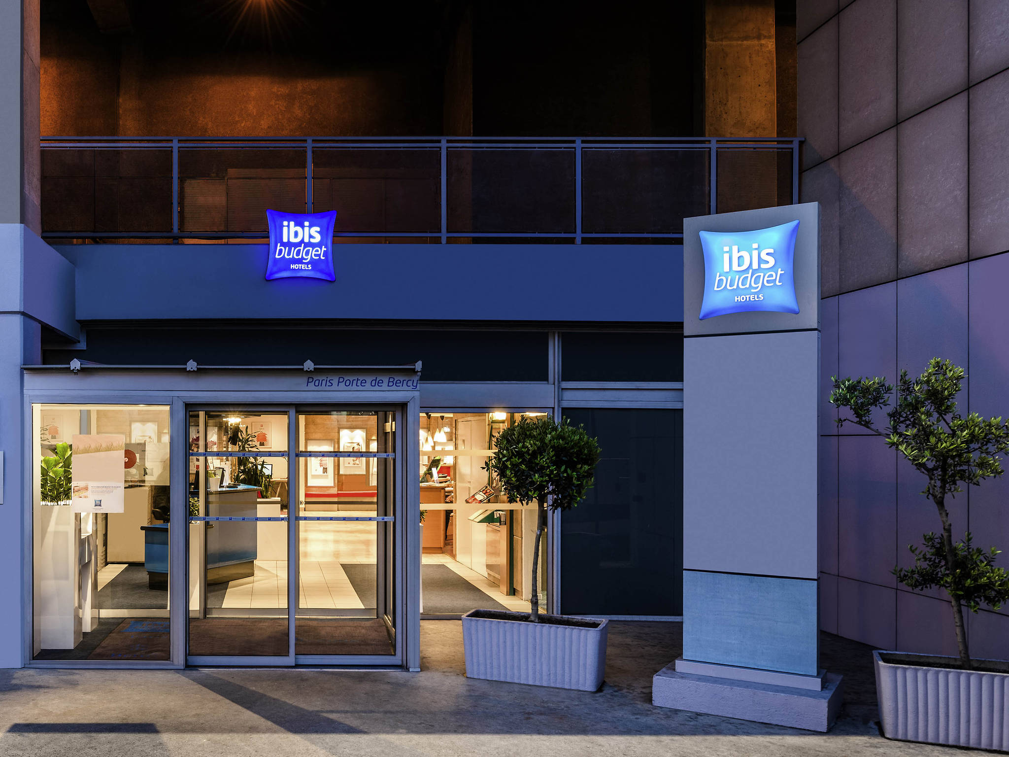 Hotell – ibis budget Paris Porte de Bercy
