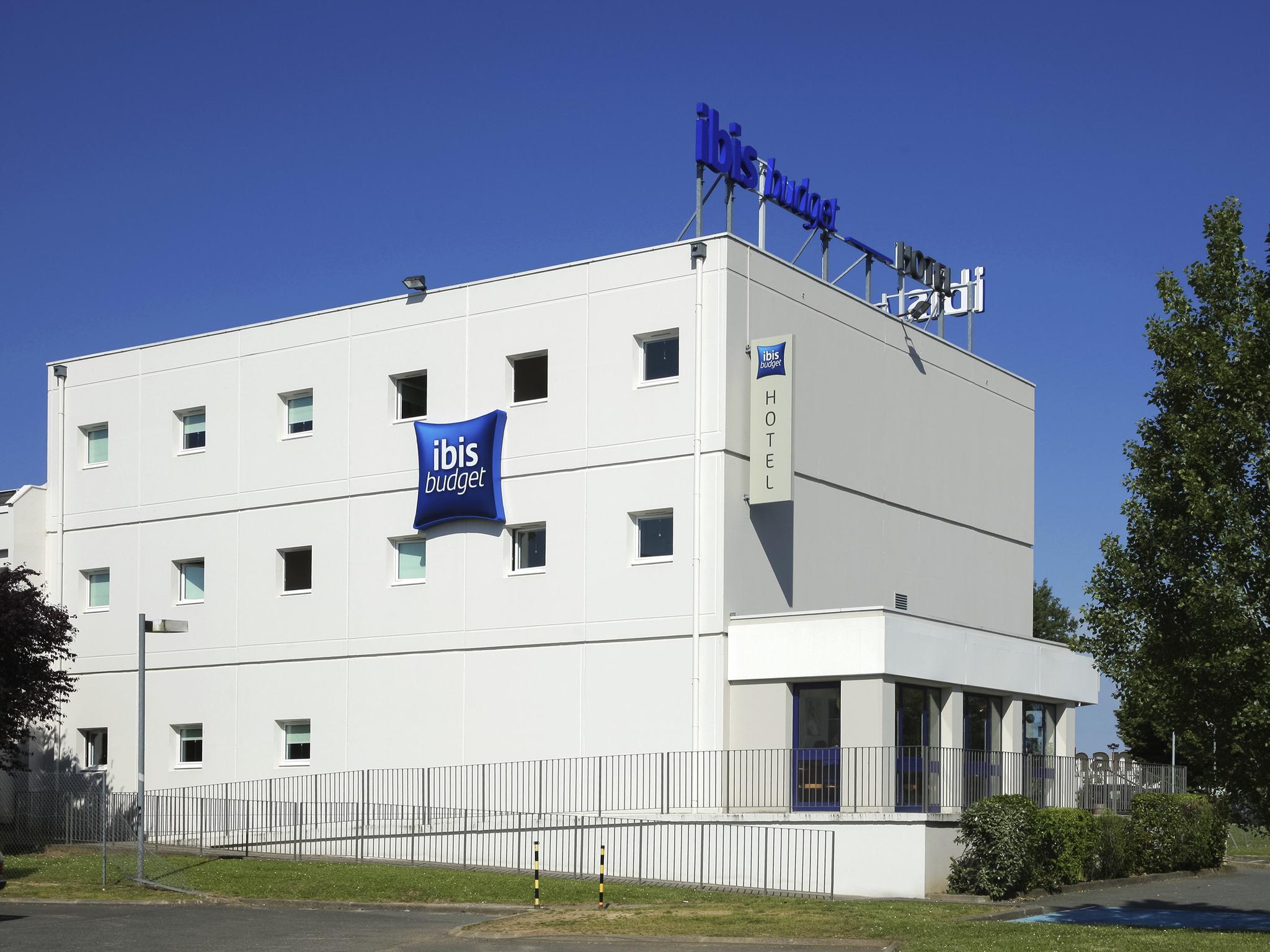 โรงแรม – ibis budget Poitiers Sud