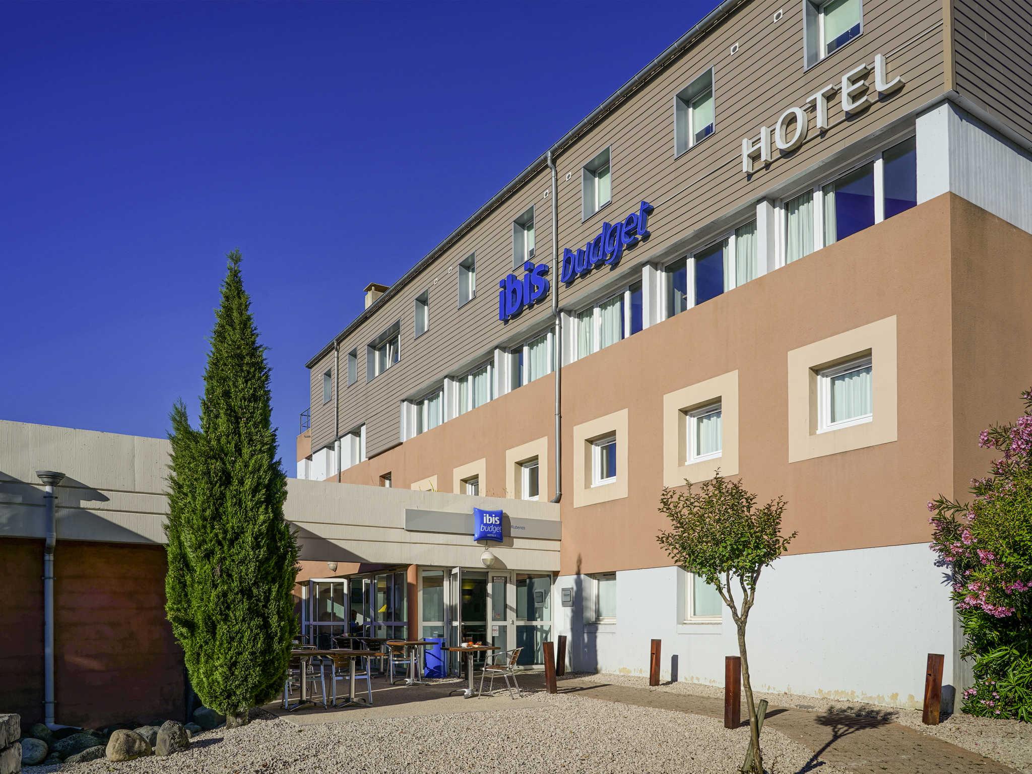 Отель — ibis budget Aubenas