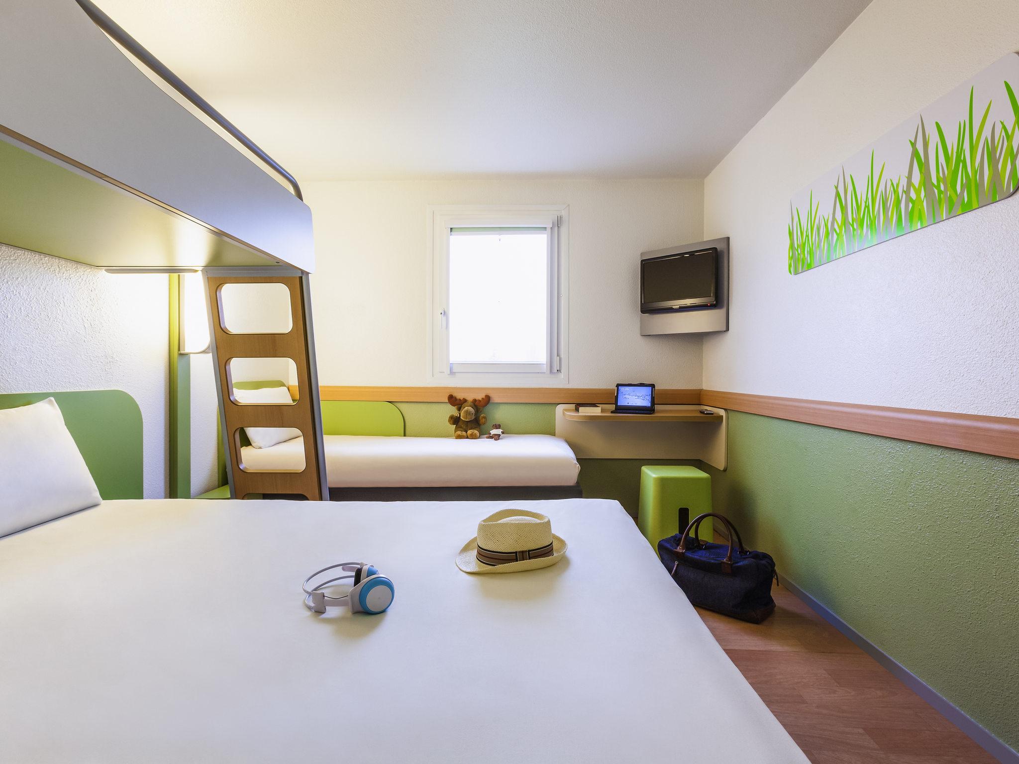 Отель — ibis budget Лион Dardilly
