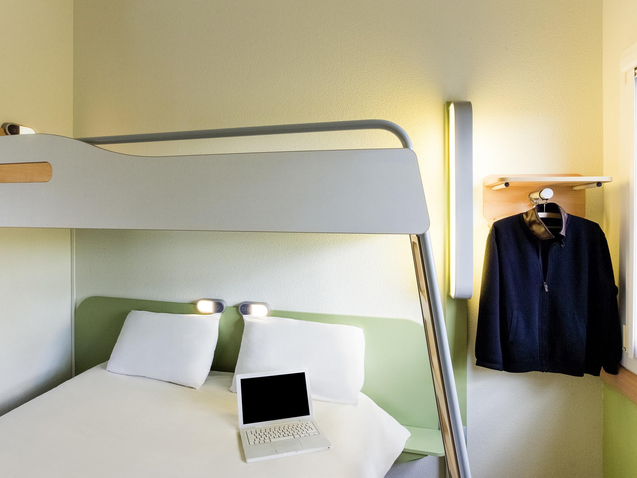 โรงแรม – ibis budget Lyon Saint-Genis-Laval