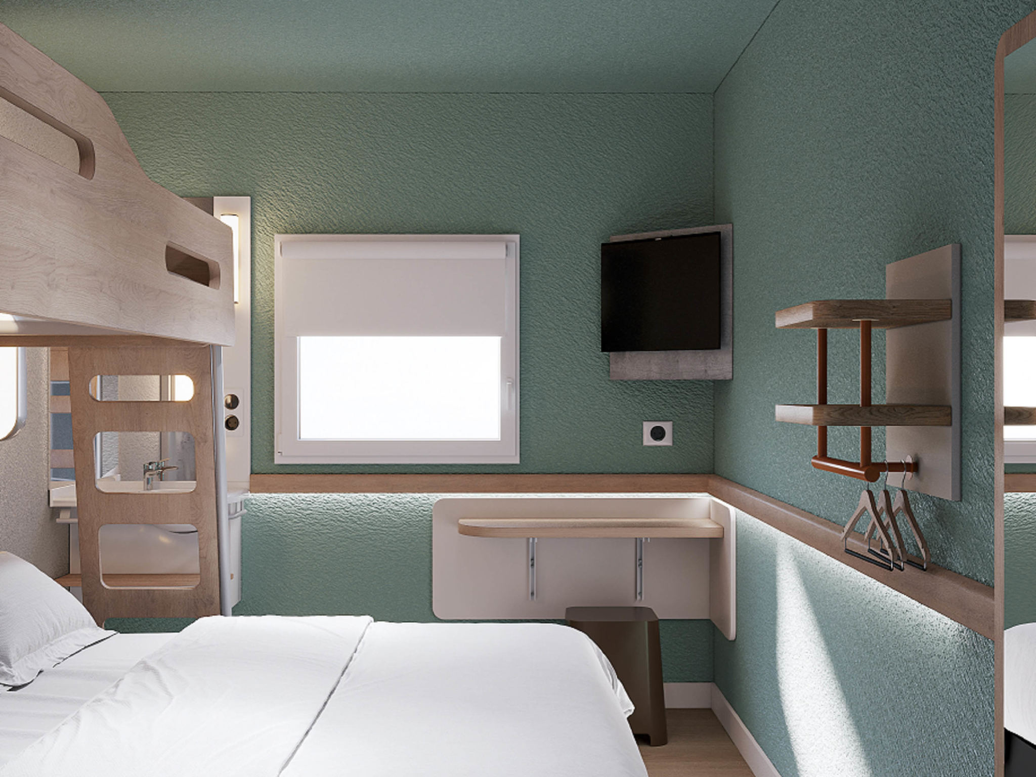 hotel in chasseneuil du poitou ibis budget poitiers nord futuroscope. Black Bedroom Furniture Sets. Home Design Ideas