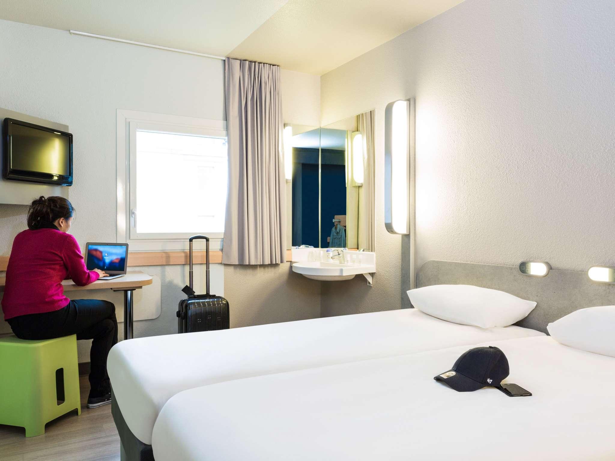 Hotel Paris Ibis Budget