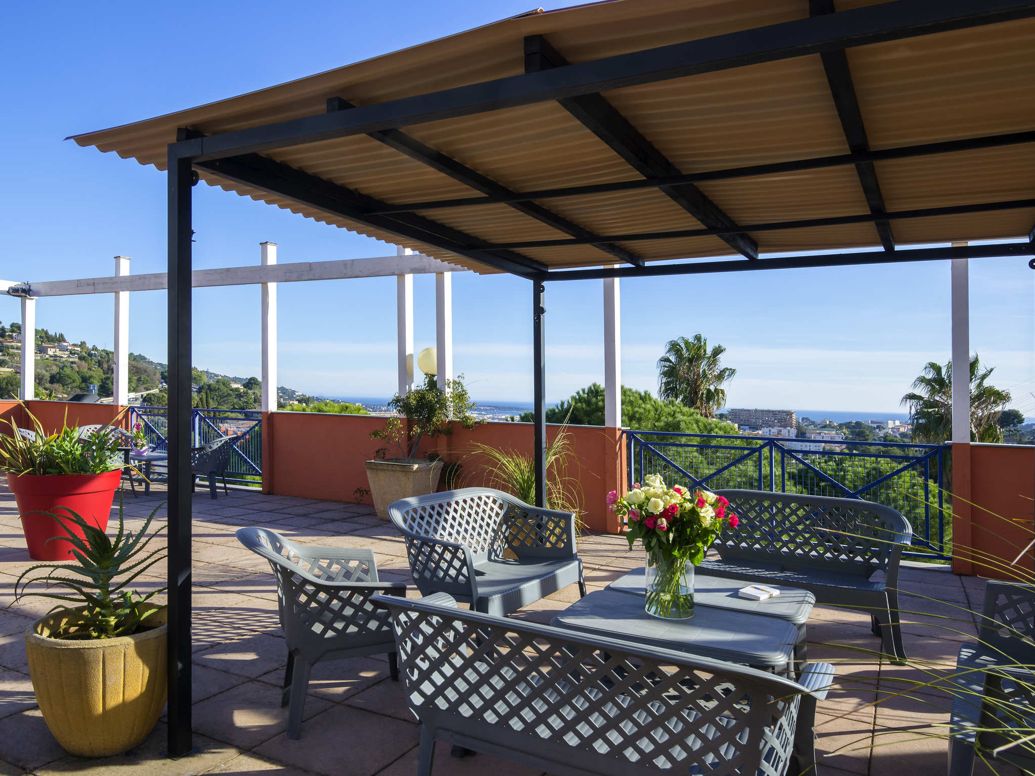 Hotell – ibis budget Cannes Mougins