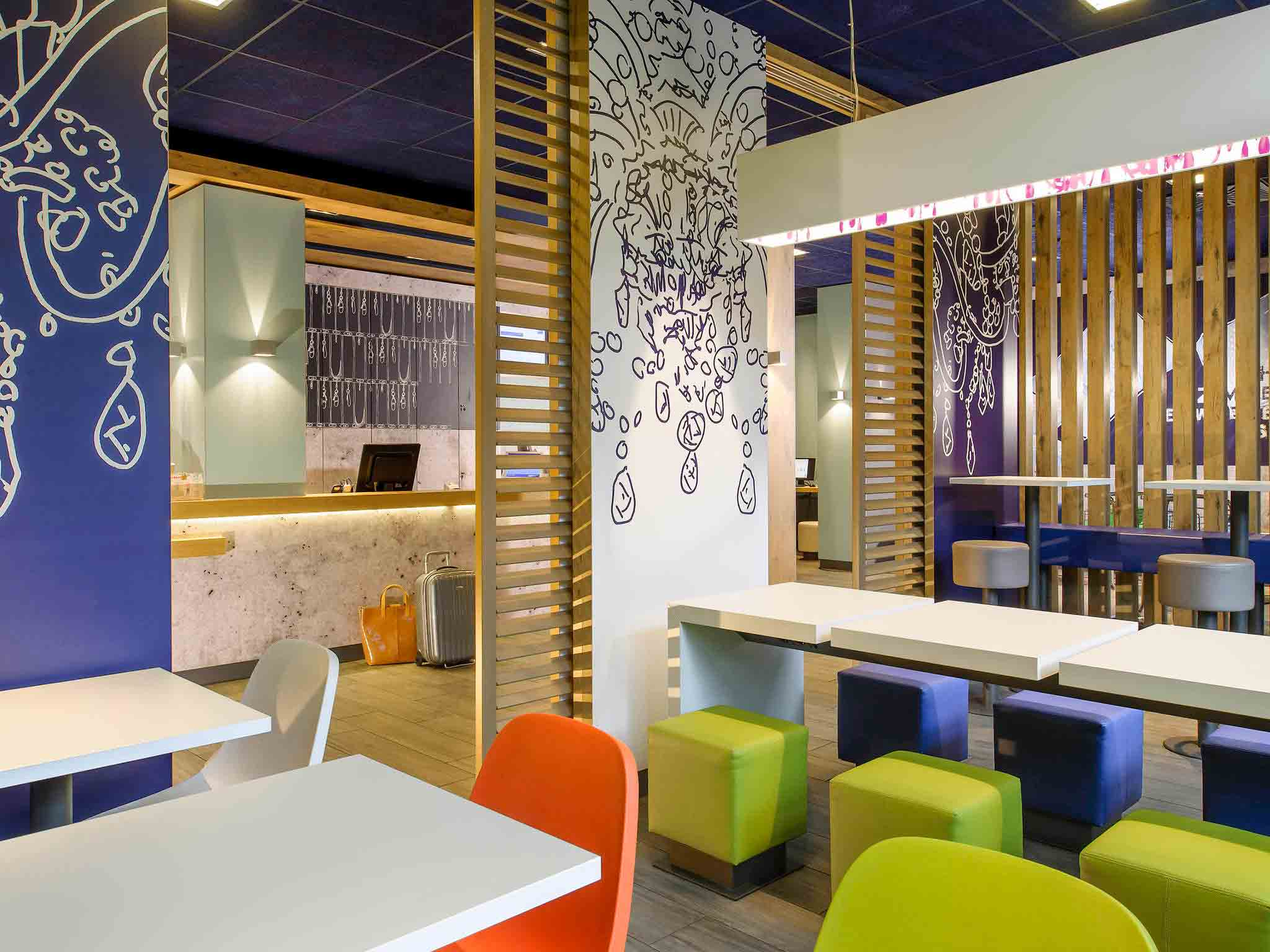 Hotel in MOUGINS - ibis budget Cannes Mougins