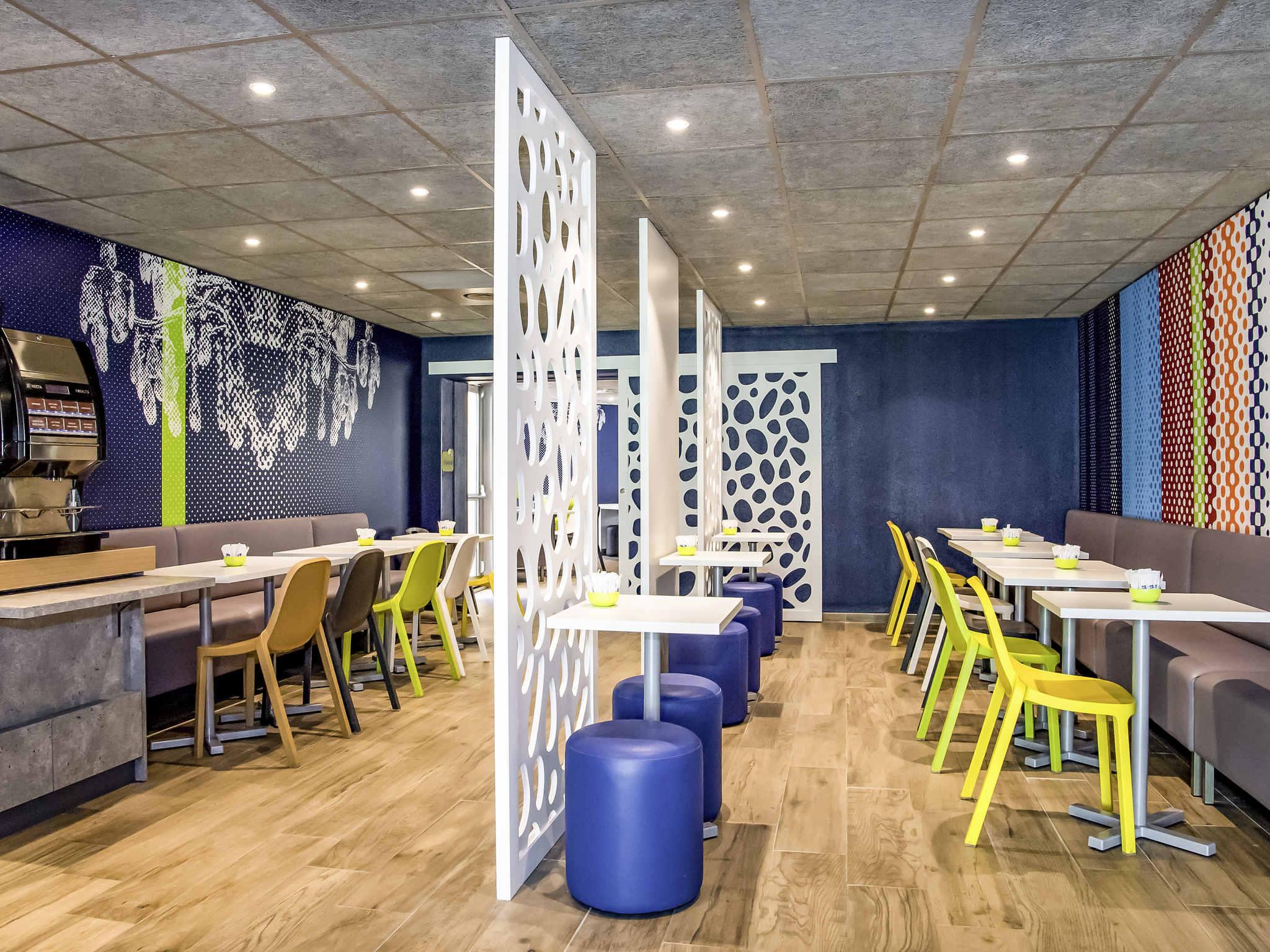 โรงแรม – ibis budget Avignon Centre