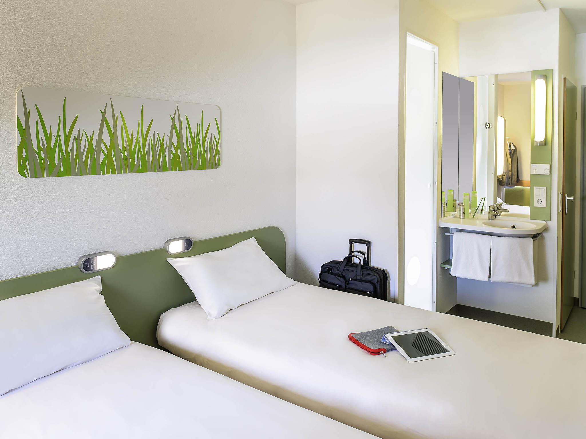 ホテル – ibis budget Dommartin-lès-Cuiseaux