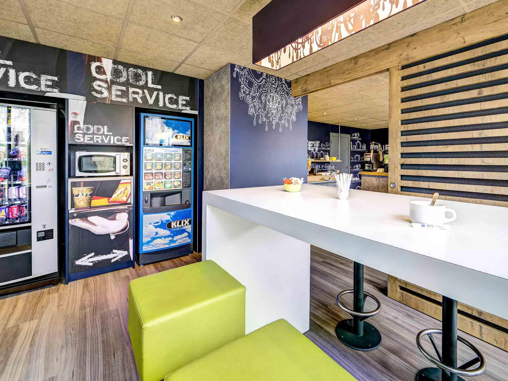 โรงแรม – ibis budget Caen Mondeville