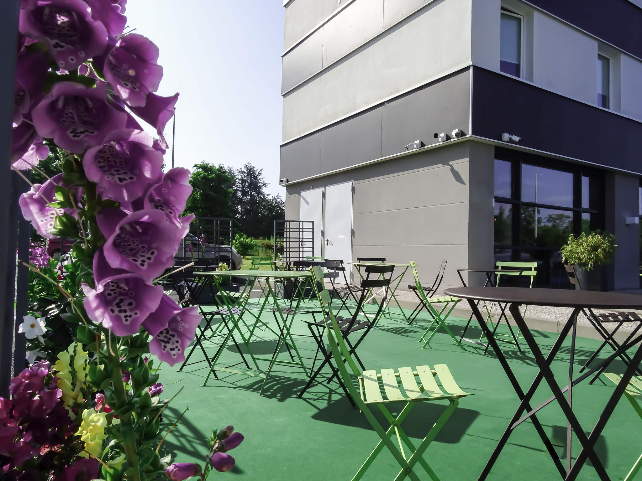 Hotel - ibis budget Tours Nord
