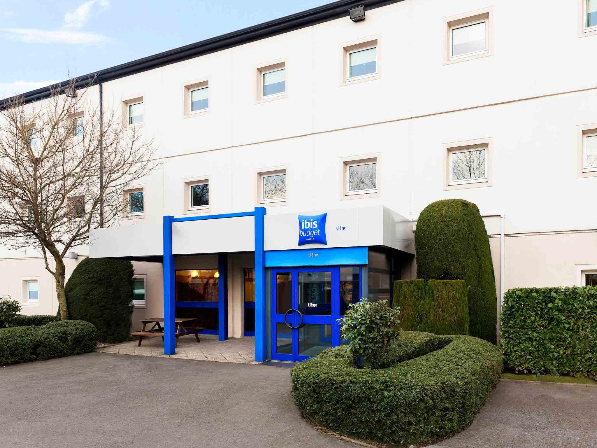 โรงแรม – ibis budget Liège