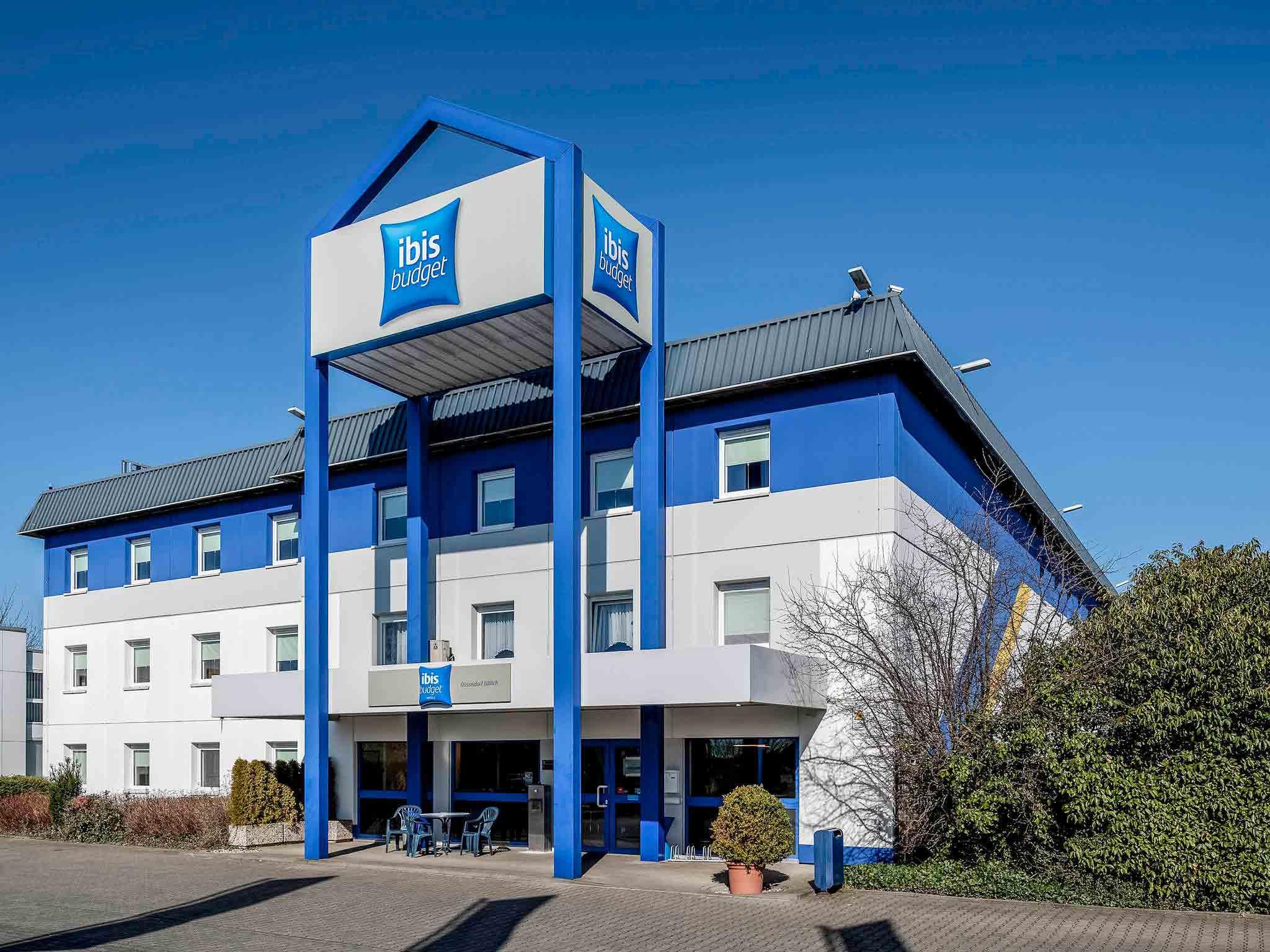 Hotell – ibis budget Duesseldorf Willich