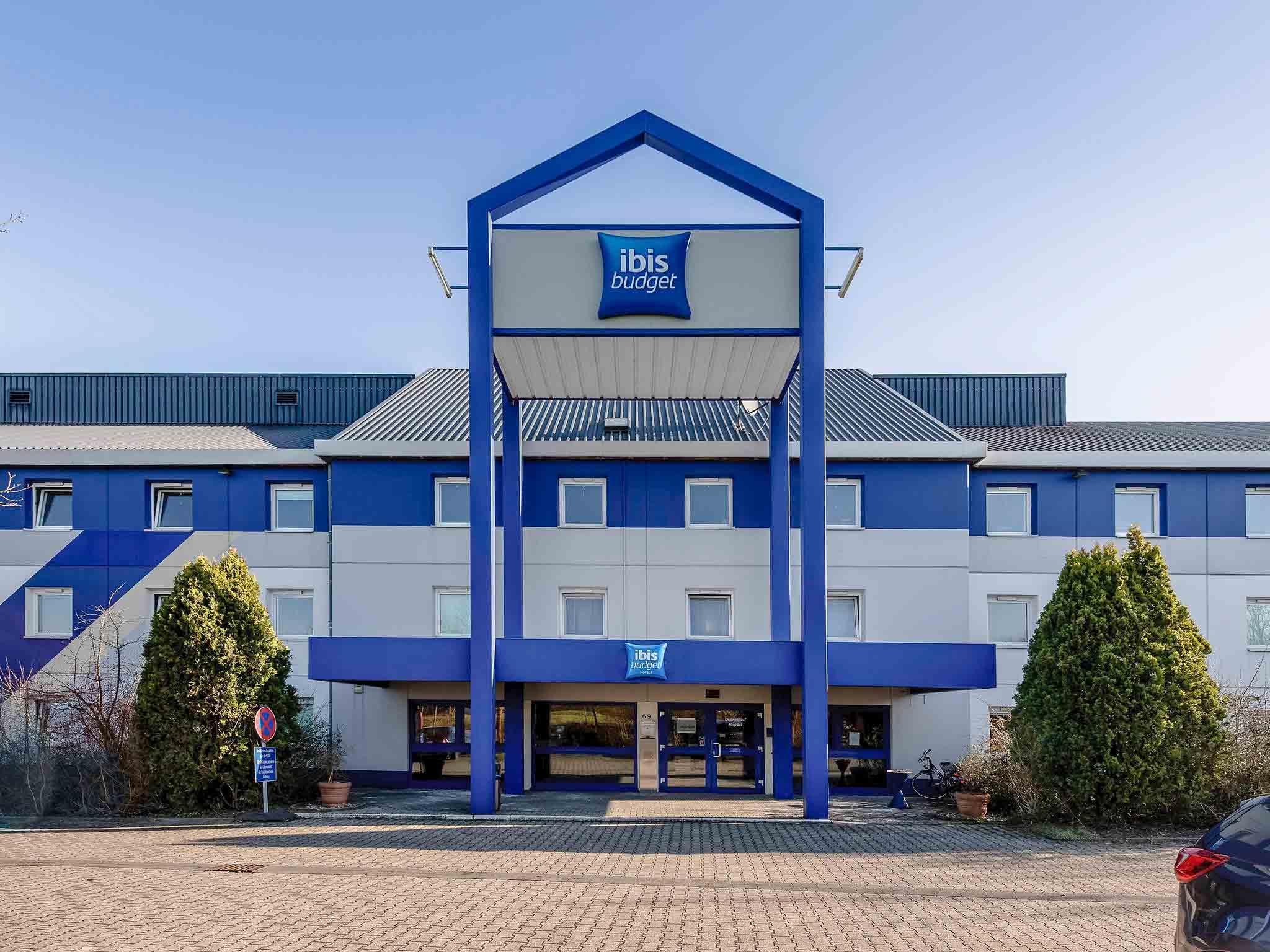 호텔 – ibis budget Duesseldorf Airport