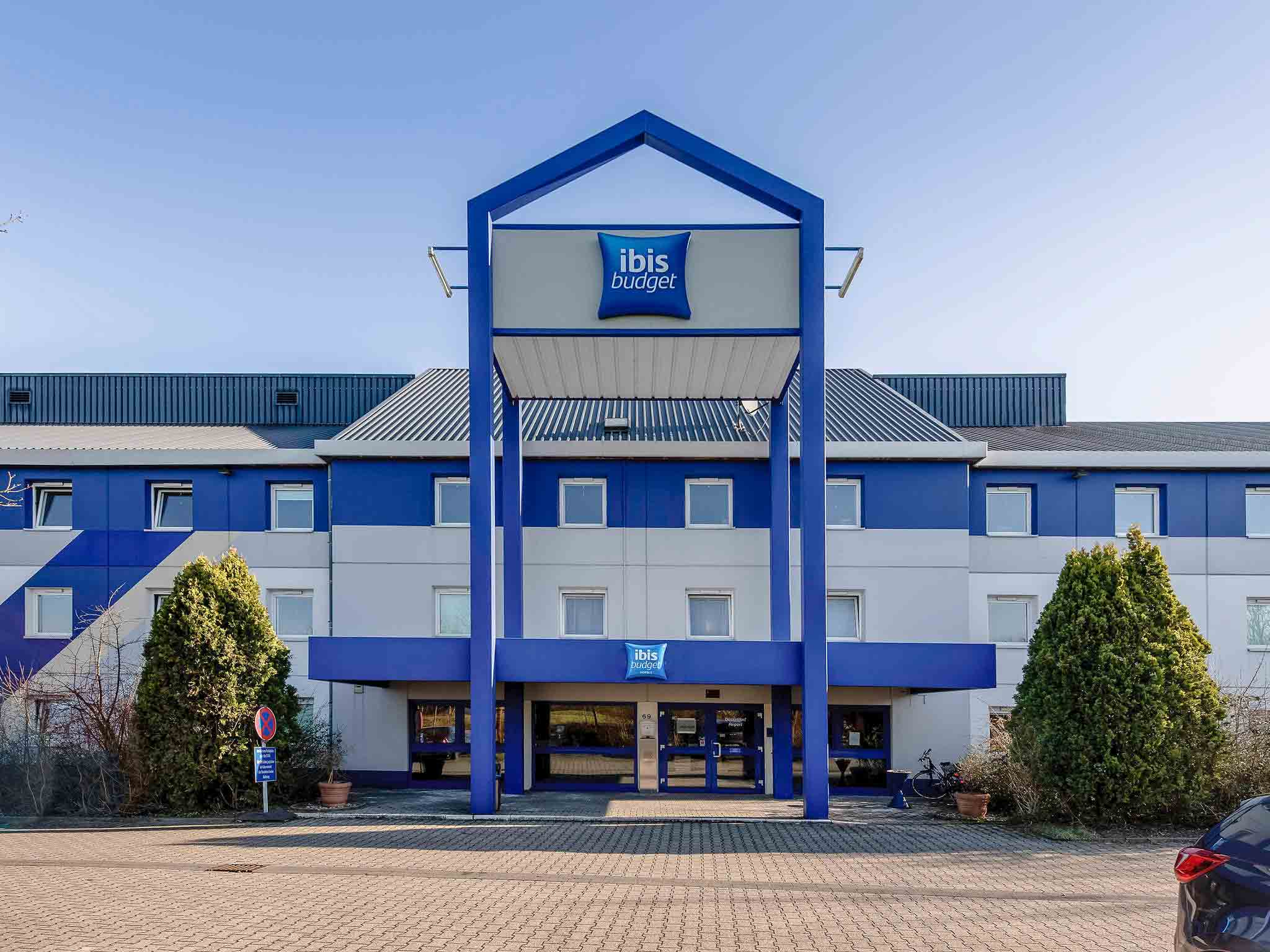Отель — ibis budget Duesseldorf Airport