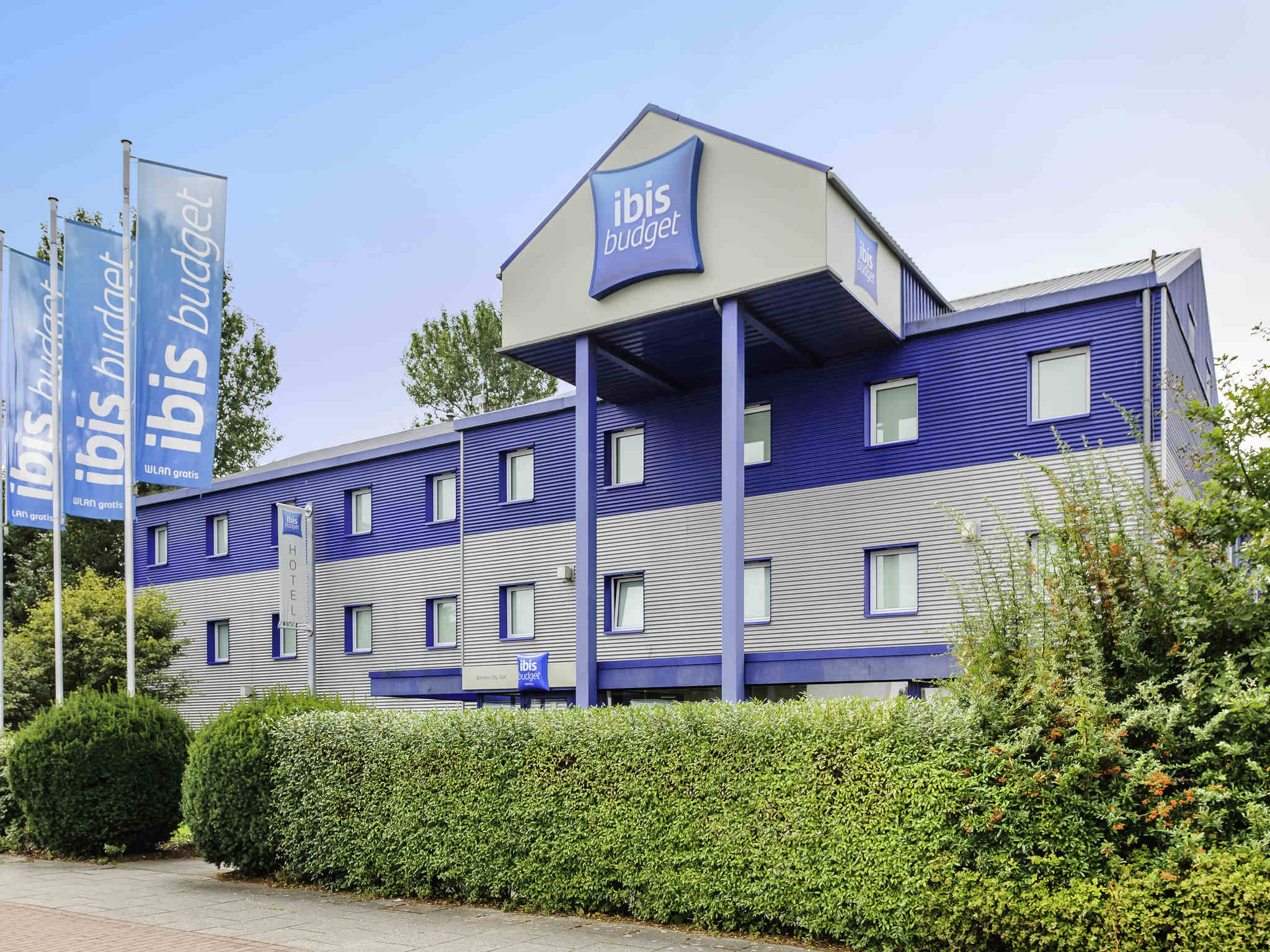 Hôtel - ibis budget Bremen City Sud