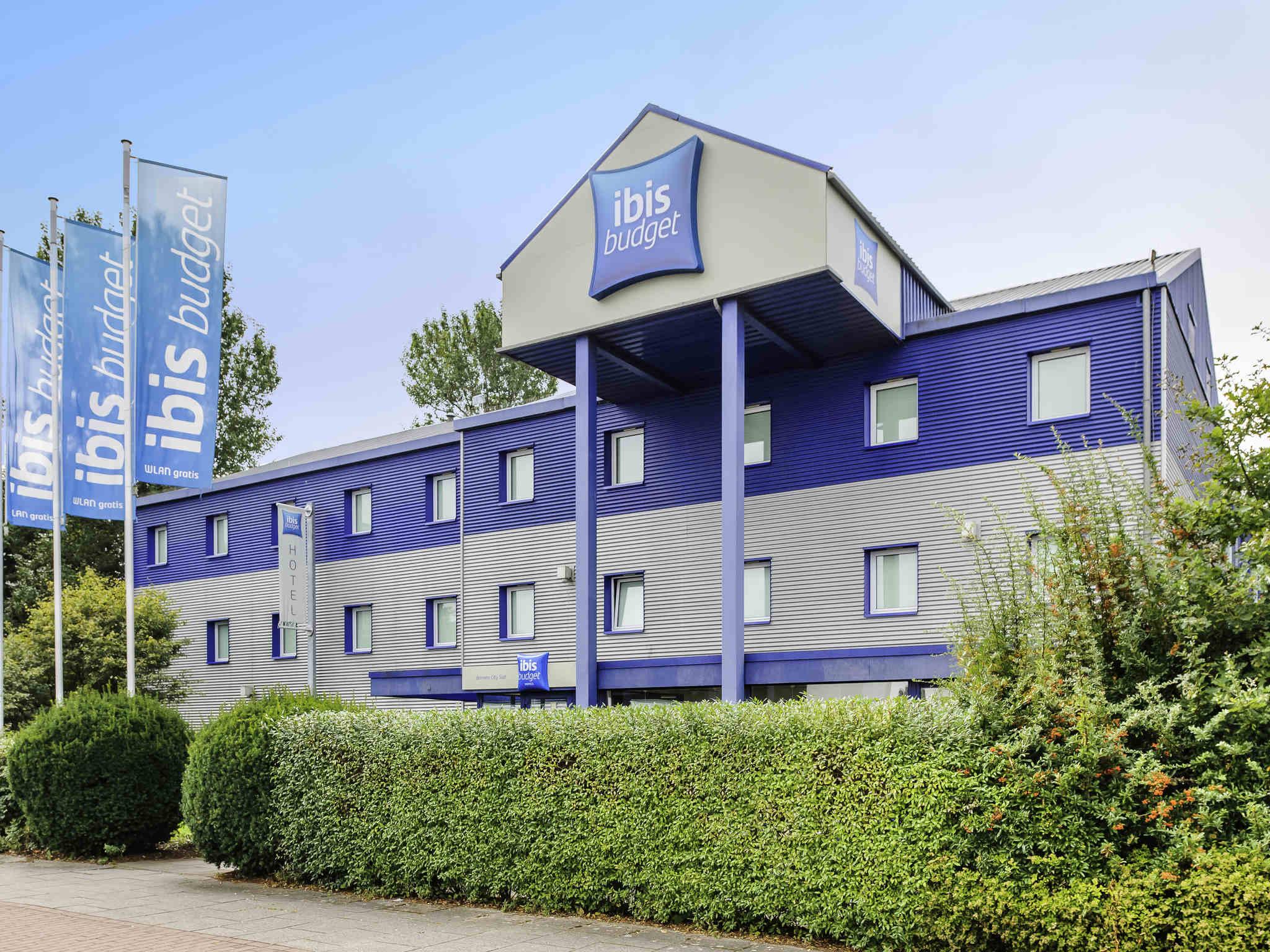 Отель — ibis budget Bremen City Sud