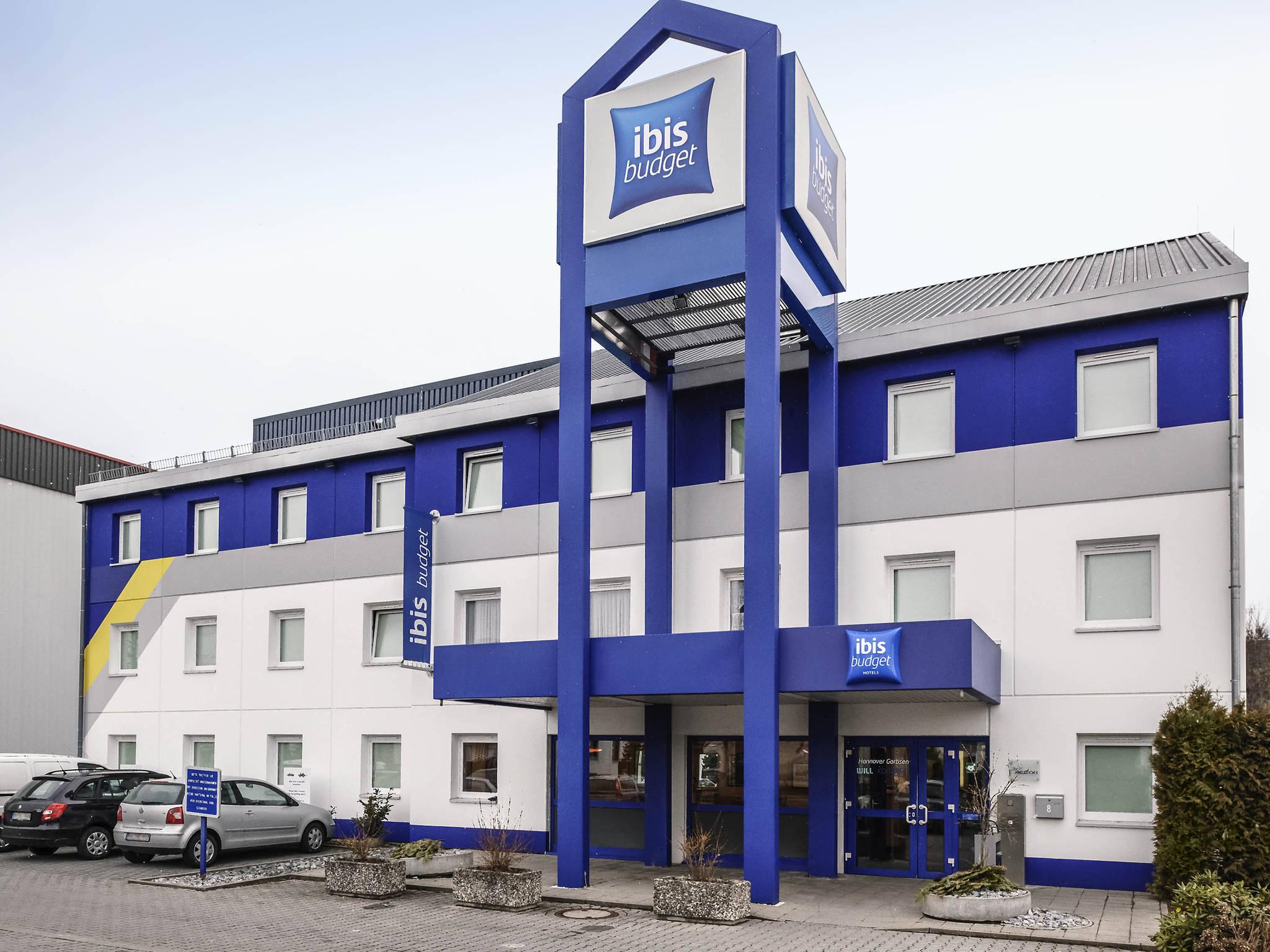 Отель — ibis budget Hannover Garbsen