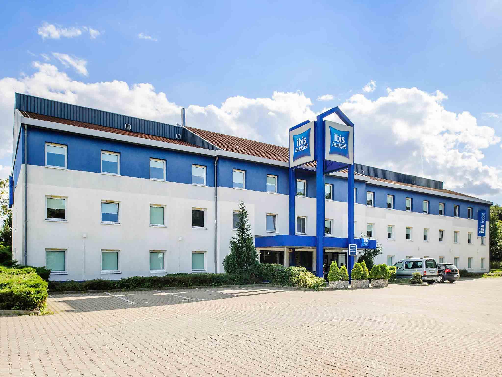 โรงแรม – ibis budget Dresden Kesselsdorf