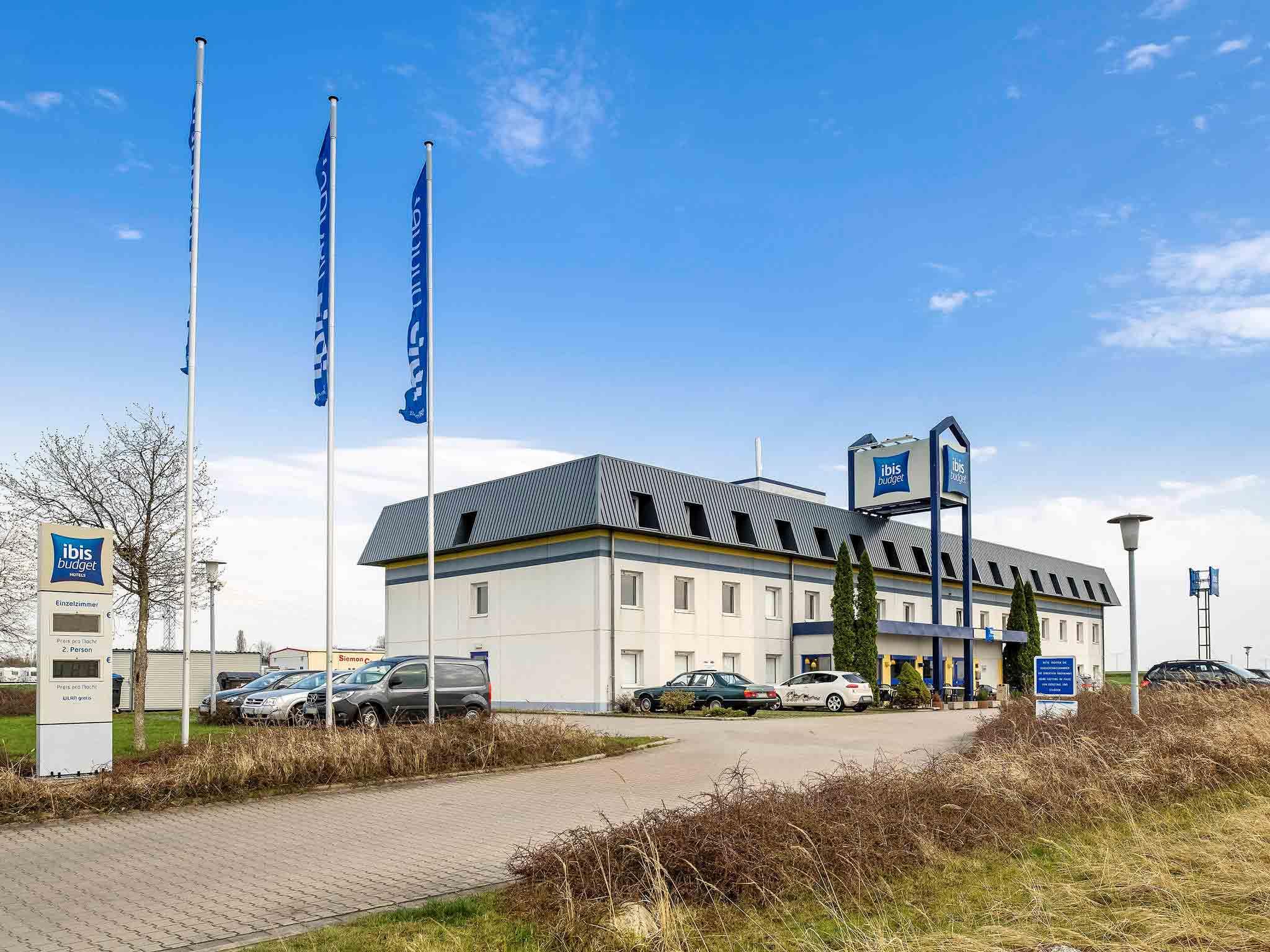 โรงแรม – ibis budget Leipzig Doelzig