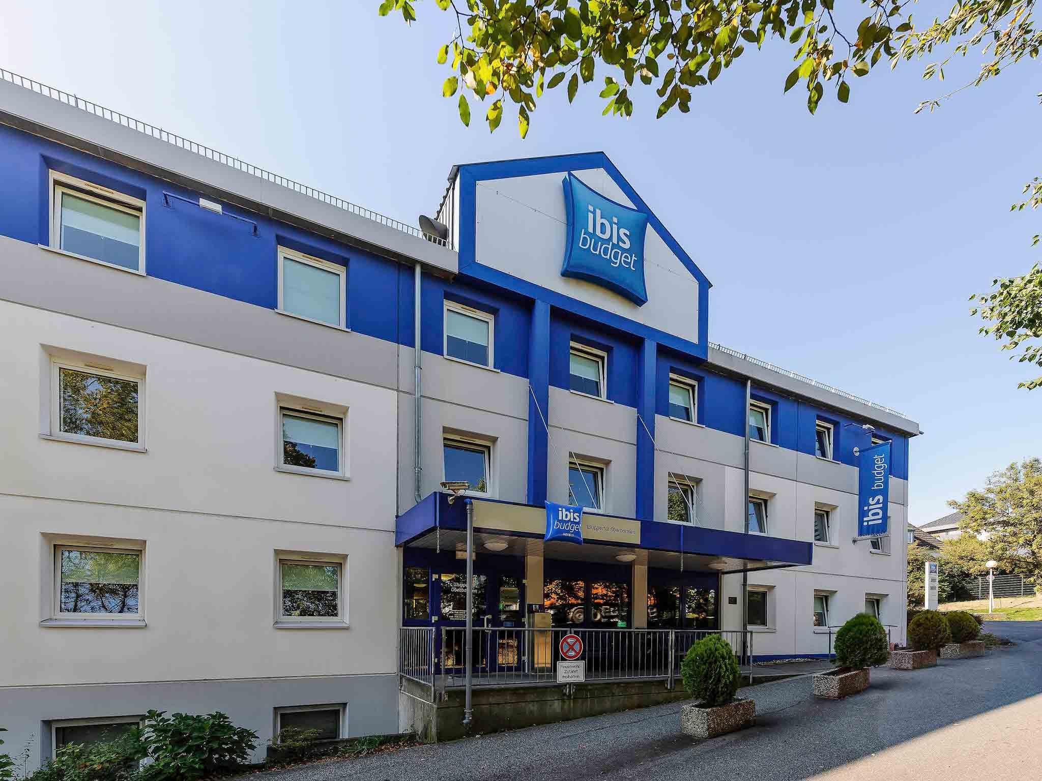 Otel – ibis budget Wuppertal Oberbarmen