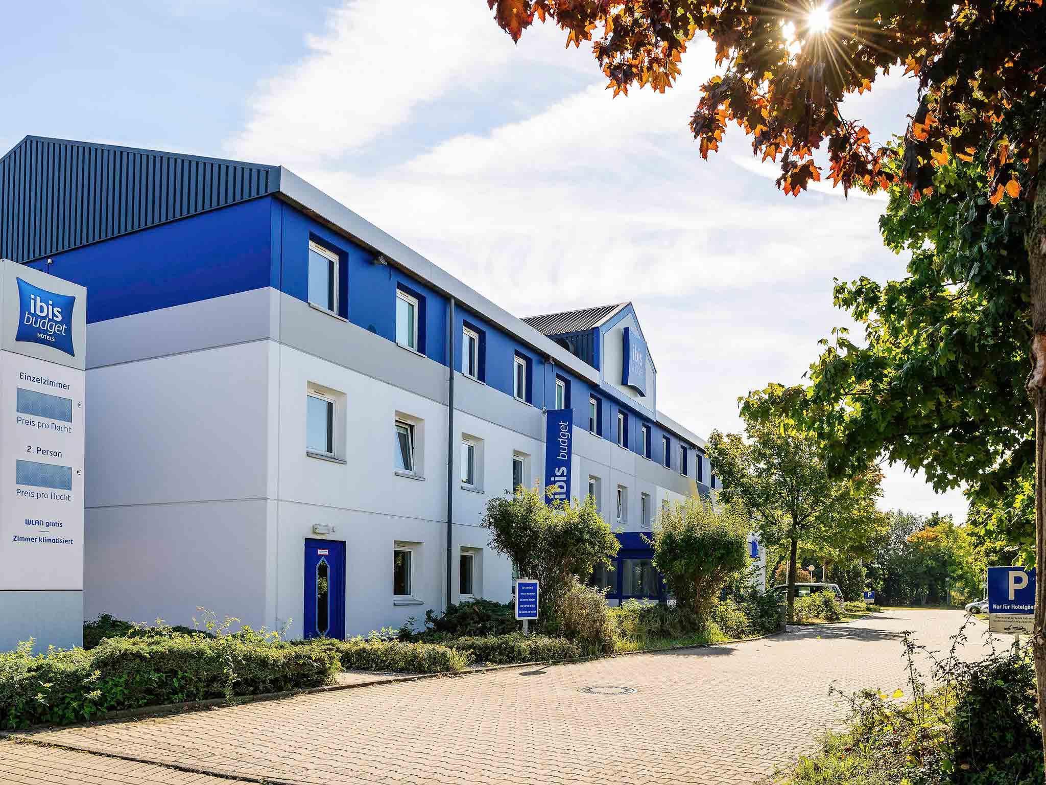 โรงแรม – ibis budget Dortmund Airport