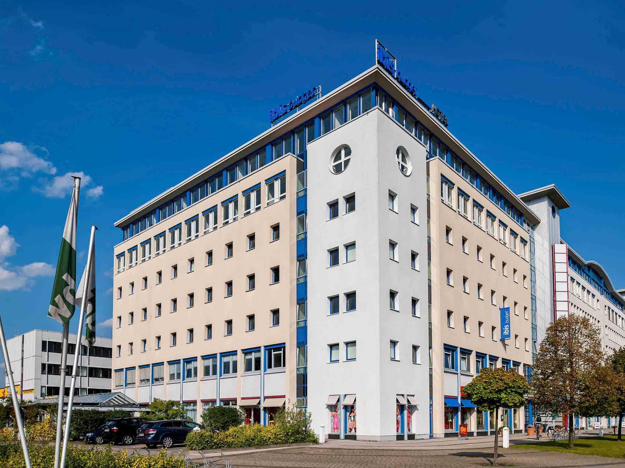 Отель — ibis budget Берлин Восток