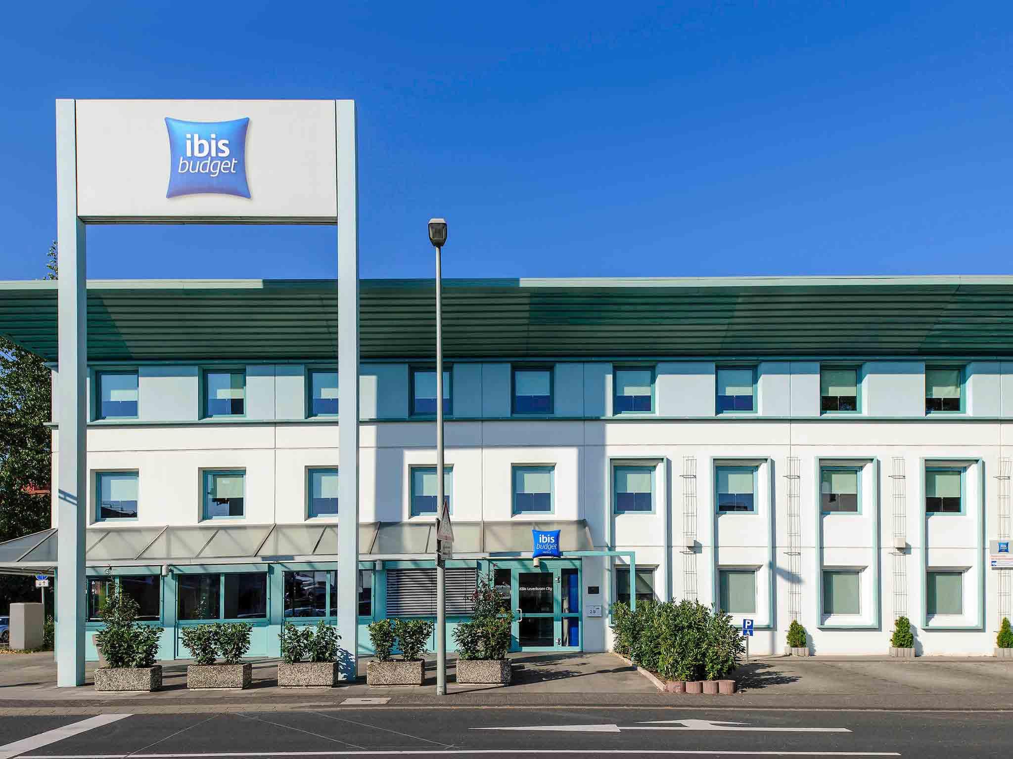 Отель — ibis budget Koeln Leverkusen City