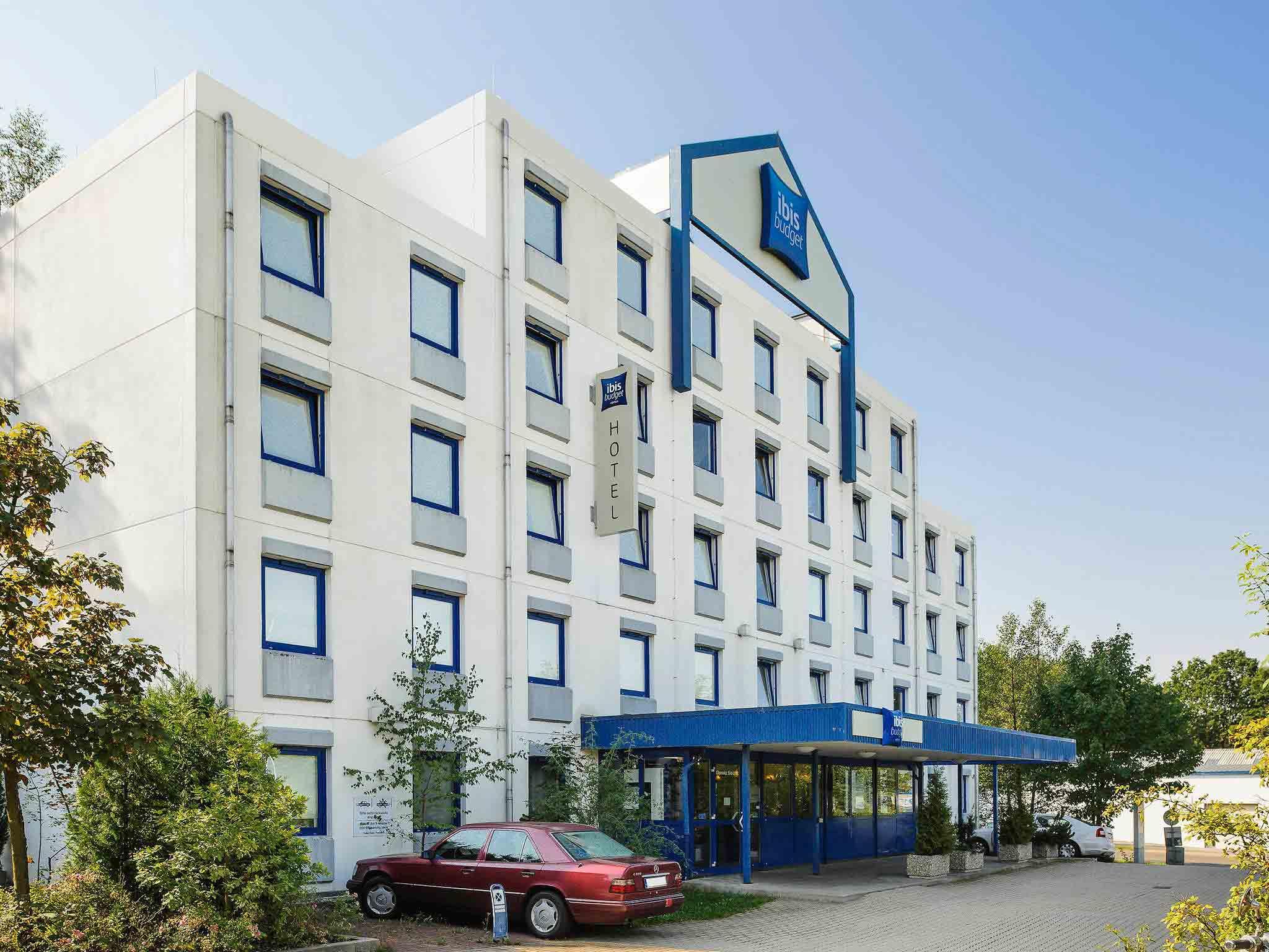 Отель — ibis budget Chemnitz Sued West