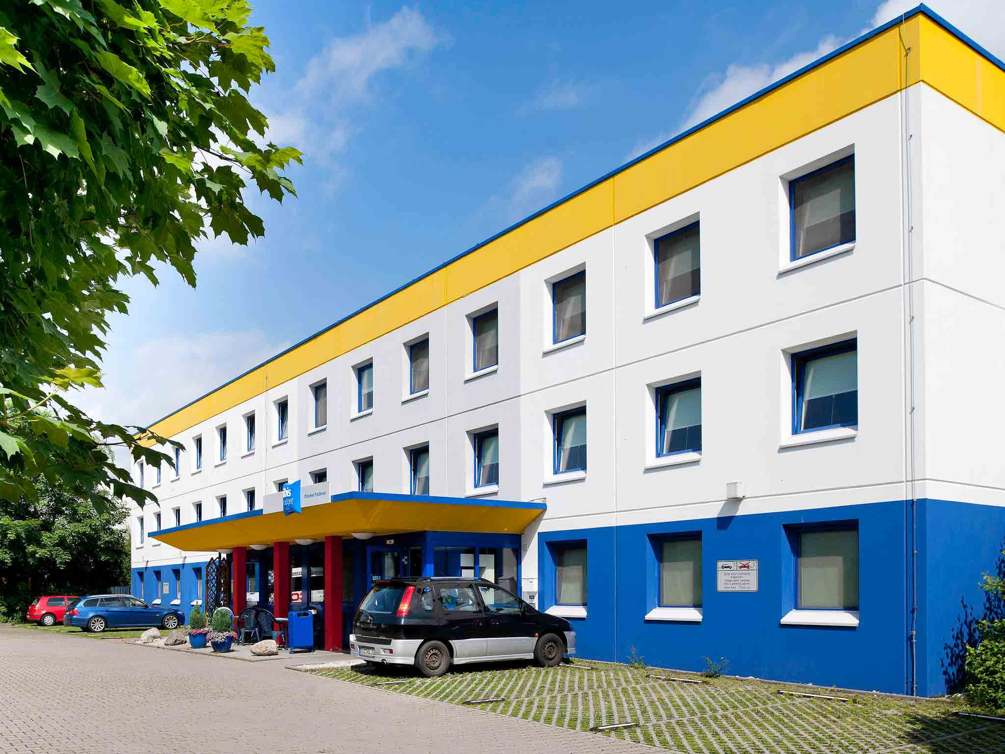 Отель — ibis budget Мюнхен Путцбрюнн