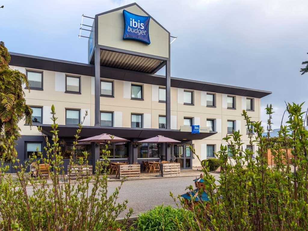 Gunstiges Hotel Regensburg Ost Ibis Budget Accor Accorhotels
