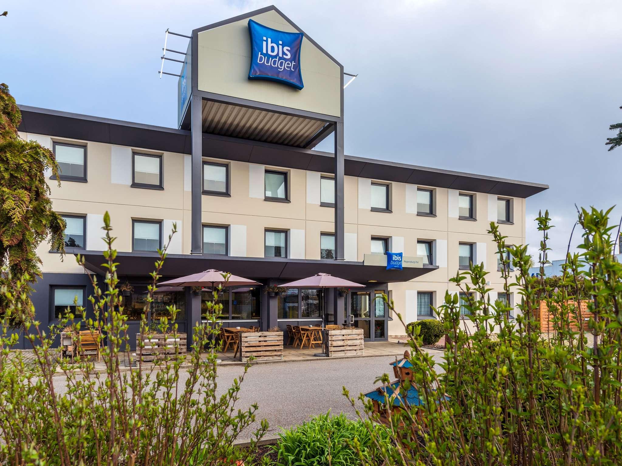 Отель — ibis budget Регенсбург Восток