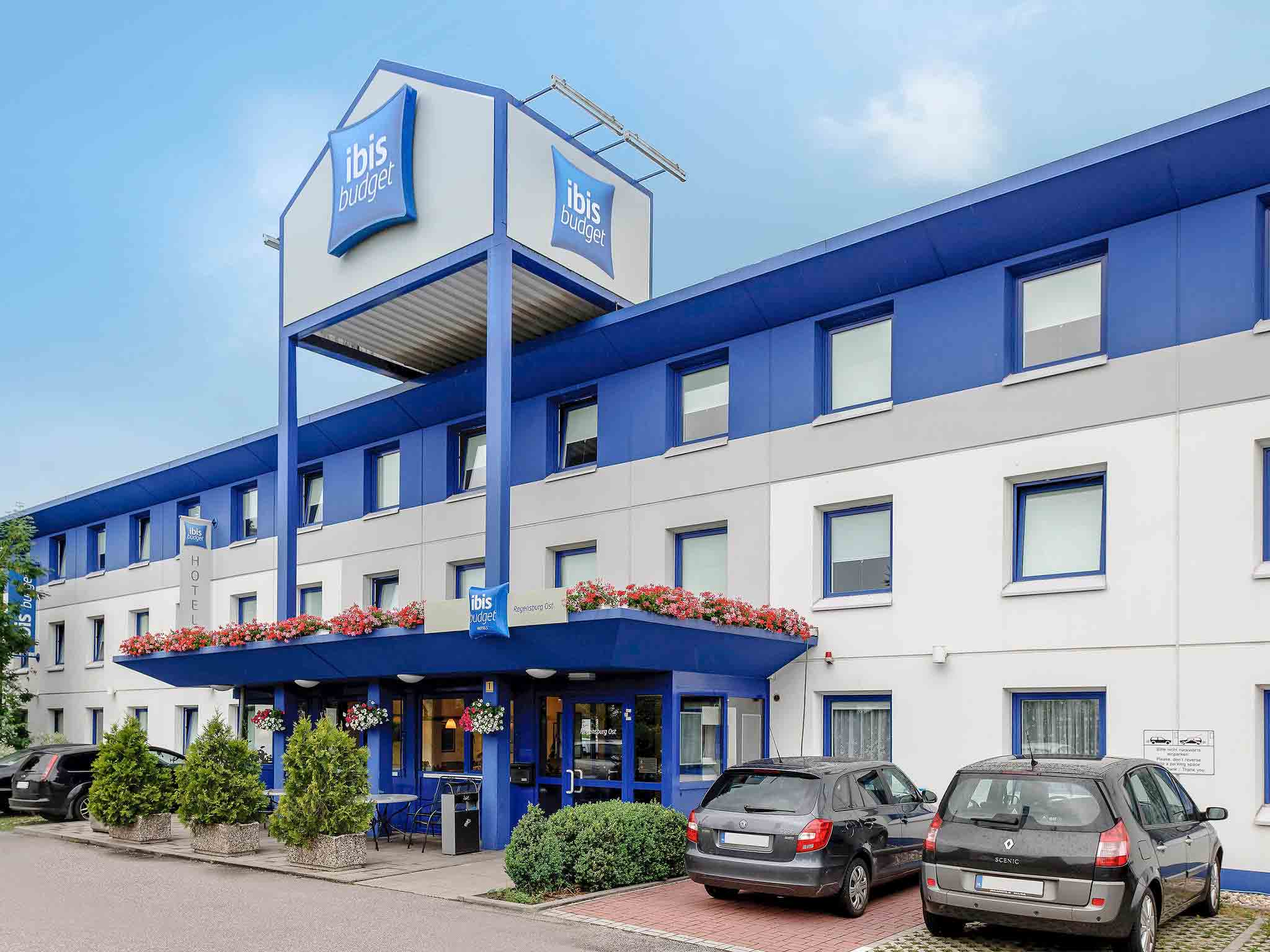 ホテル – イビスバジェットレーゲンスブルクオスト