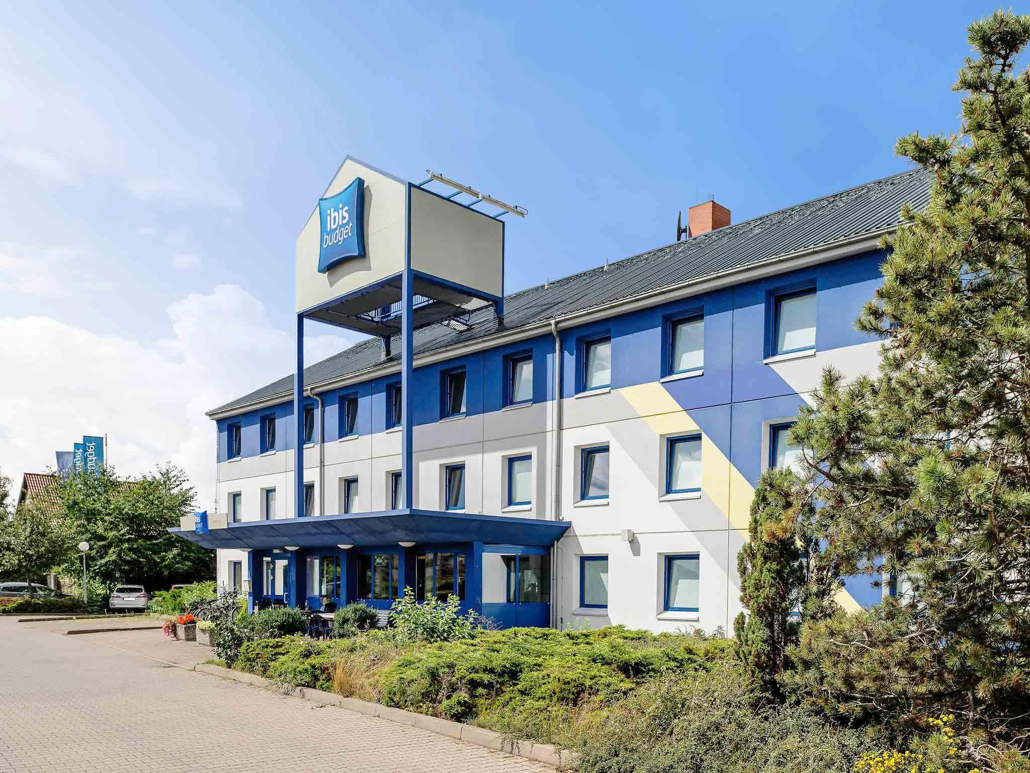 Отель — ibis budget Dessau Ost