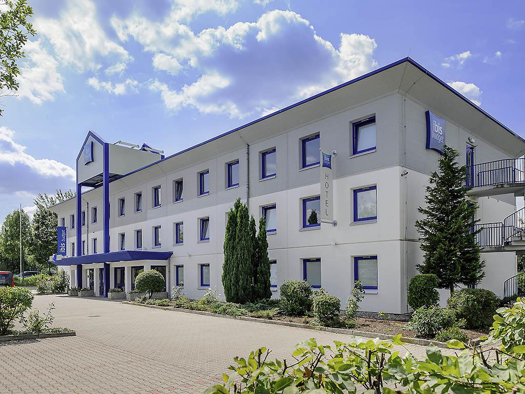 Economy Hotel Erfurt Ost Ibis Budget Accor Accorhotels