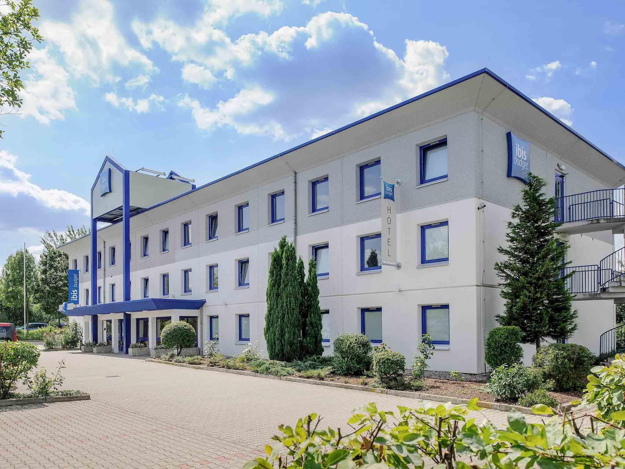 Отель — ibis budget Erfurt Ost