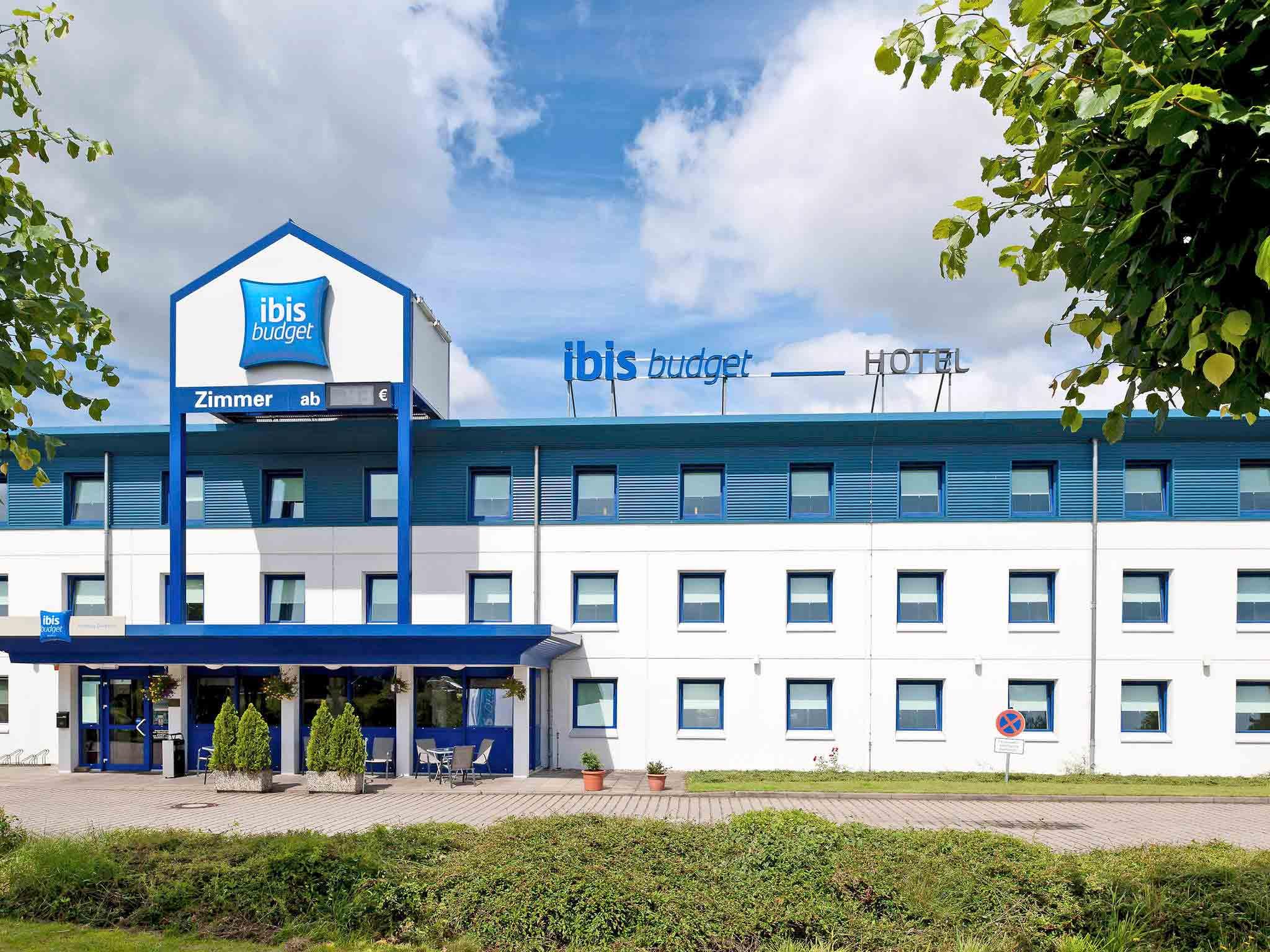 Отель — ibis budget Hamburg Quickborn