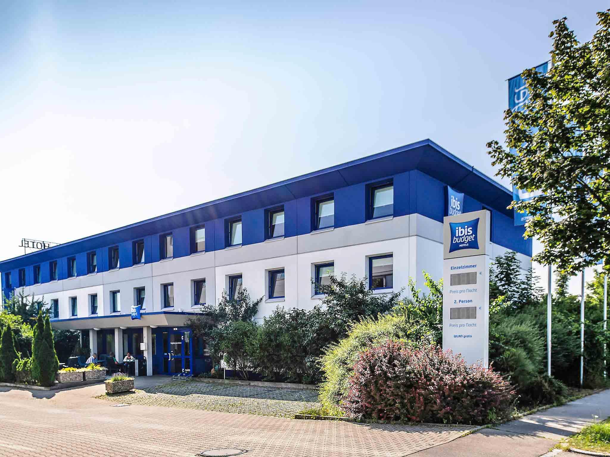 Hotel – ibis budget Augsburg Gersthofen
