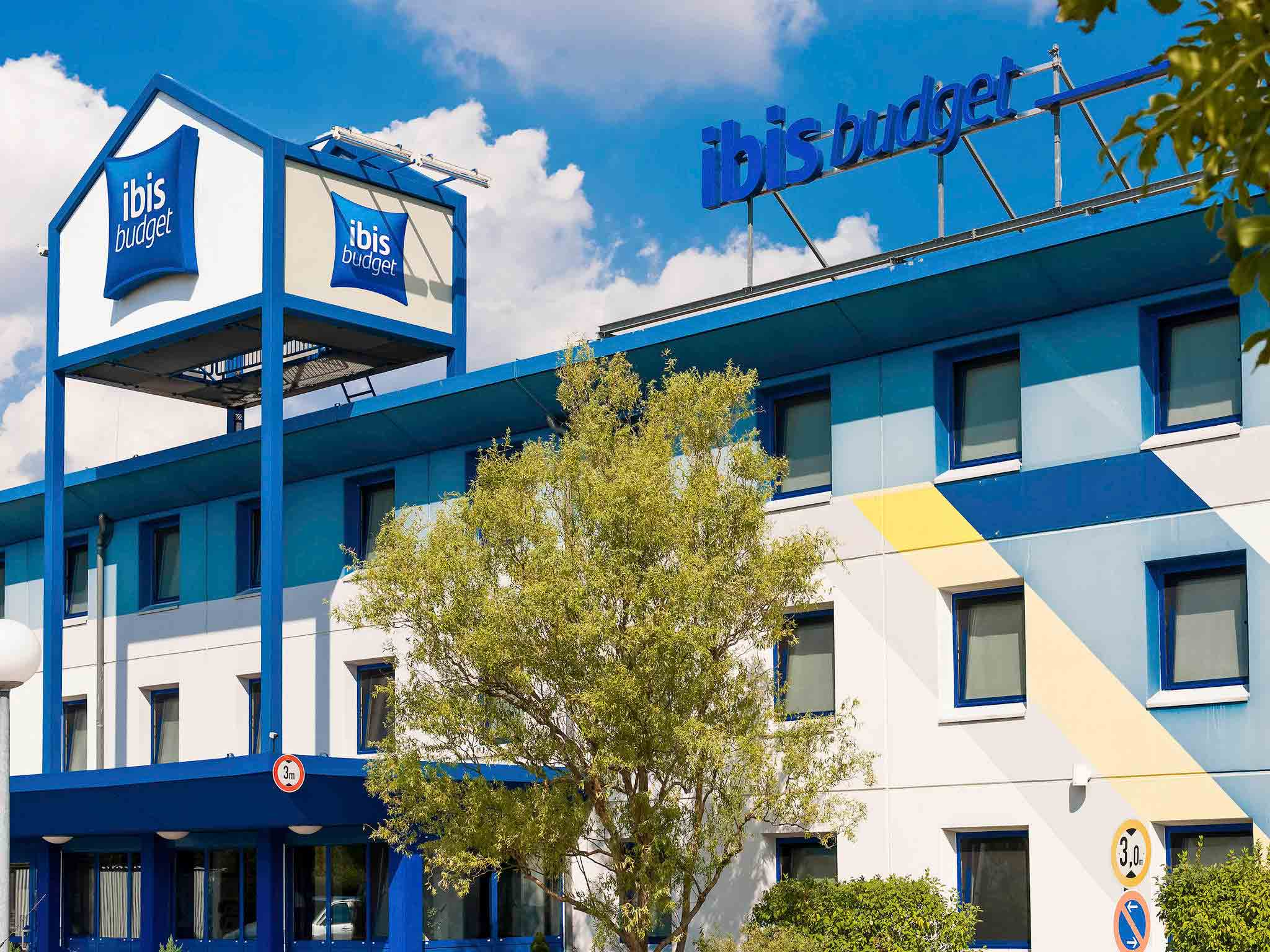 酒店 – ibis budget Berlin Airport Schoenefeld