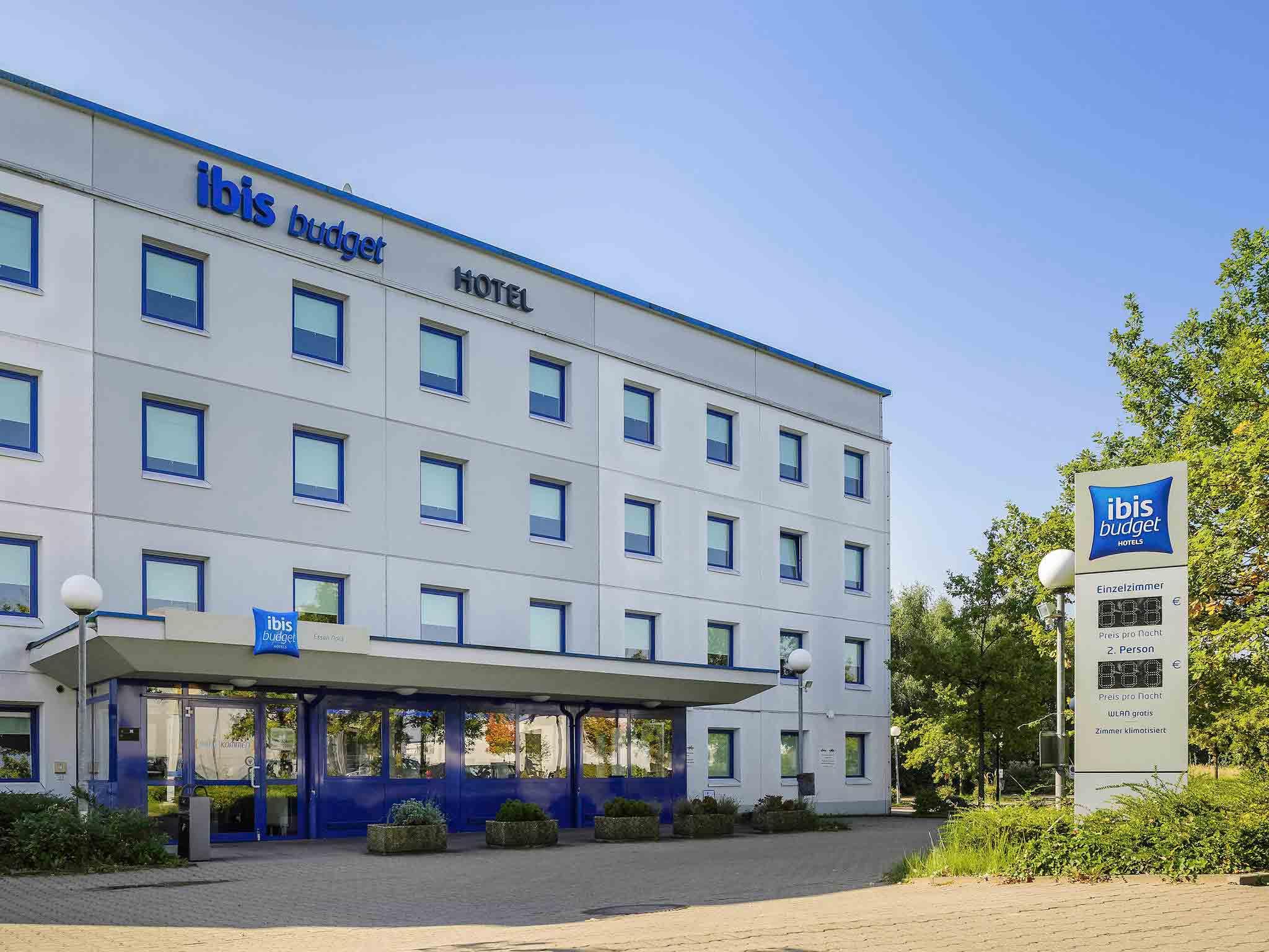 Отель — ibis budget Эссен Север