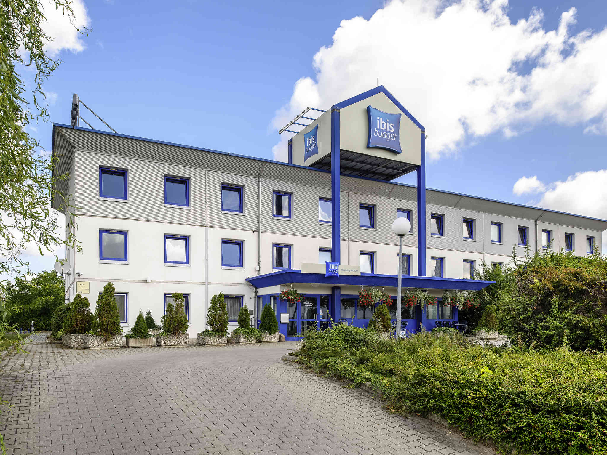 Hotell – ibis budget Magdeburg Barleben