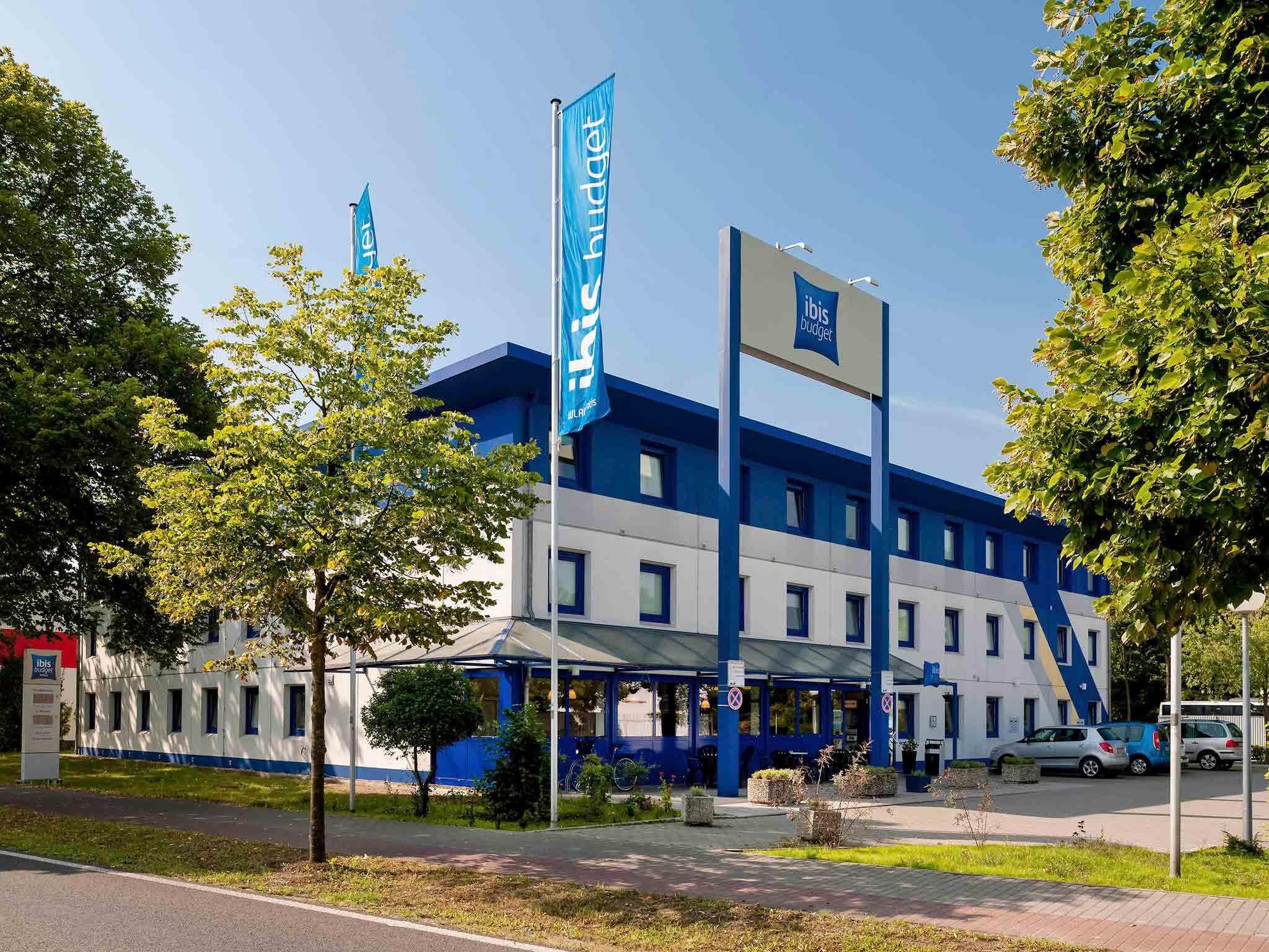 Отель — ibis budget Berlin Hennigsdorf